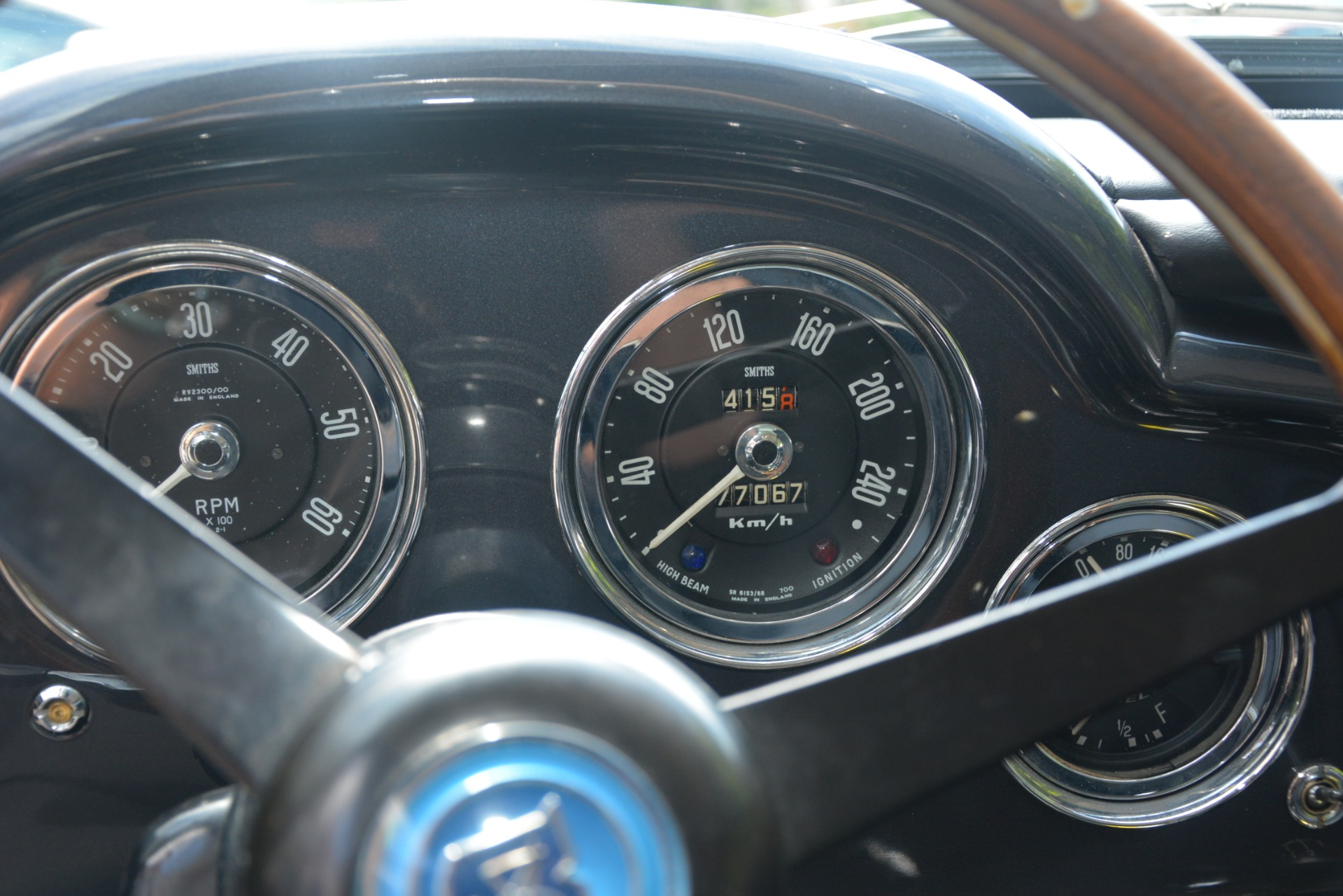 Used 1961 Aston Martin DB4 Series IV Coupe For Sale In Westport, CT 3186_p29