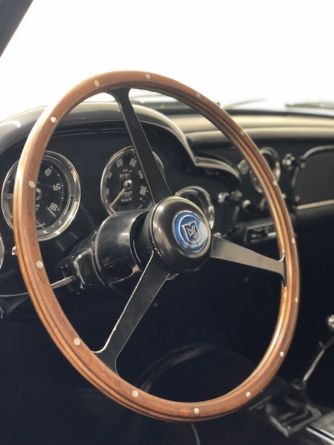 Used 1961 Aston Martin DB4 Series IV Coupe For Sale In Westport, CT 3186_p37