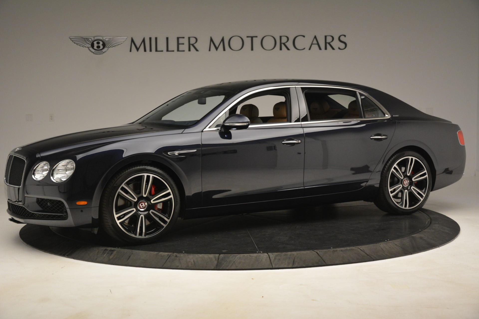 Used 2017 Bentley Flying Spur V8 S For Sale In Westport, CT 3187_p2