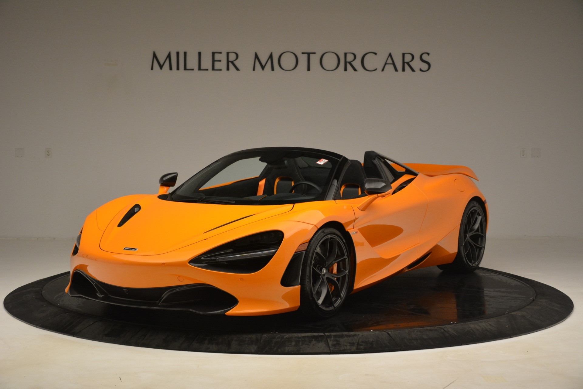 New 2020 McLaren 720S Spider Convertible For Sale In Westport, CT