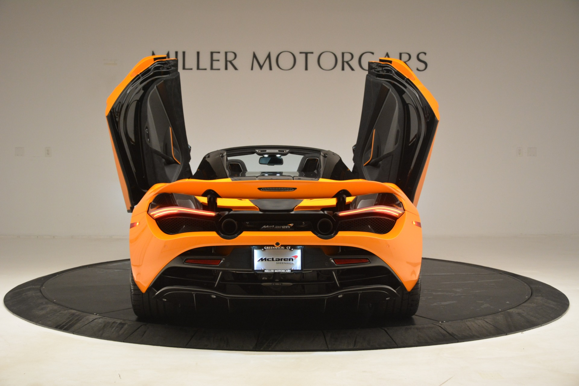 New 2020 McLaren 720S Spider Convertible For Sale In Westport, CT 3190_p12