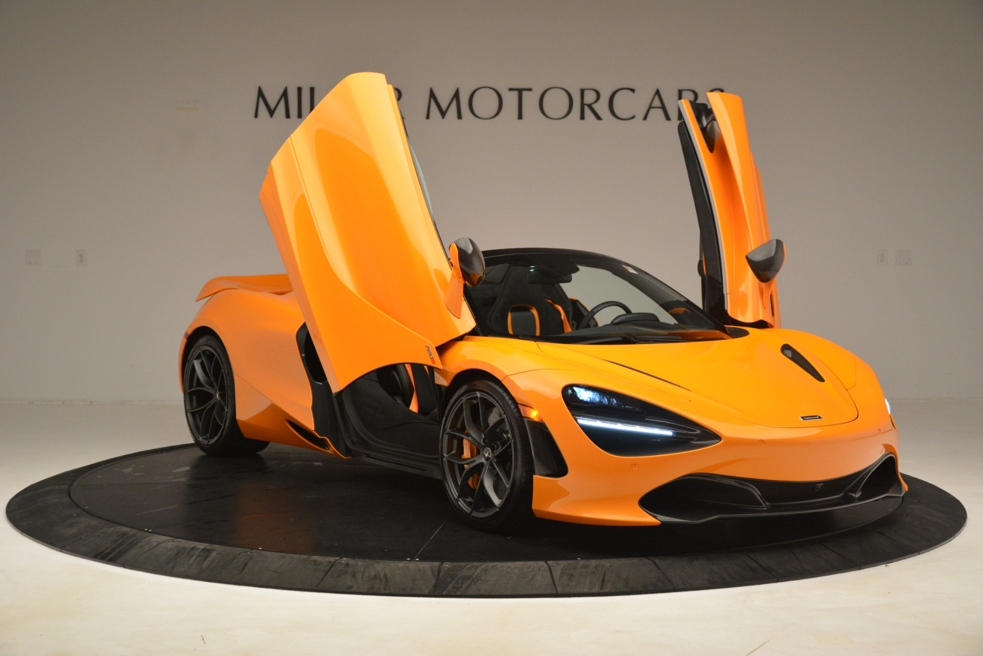 New 2020 McLaren 720S Spider Convertible For Sale In Westport, CT 3190_p14