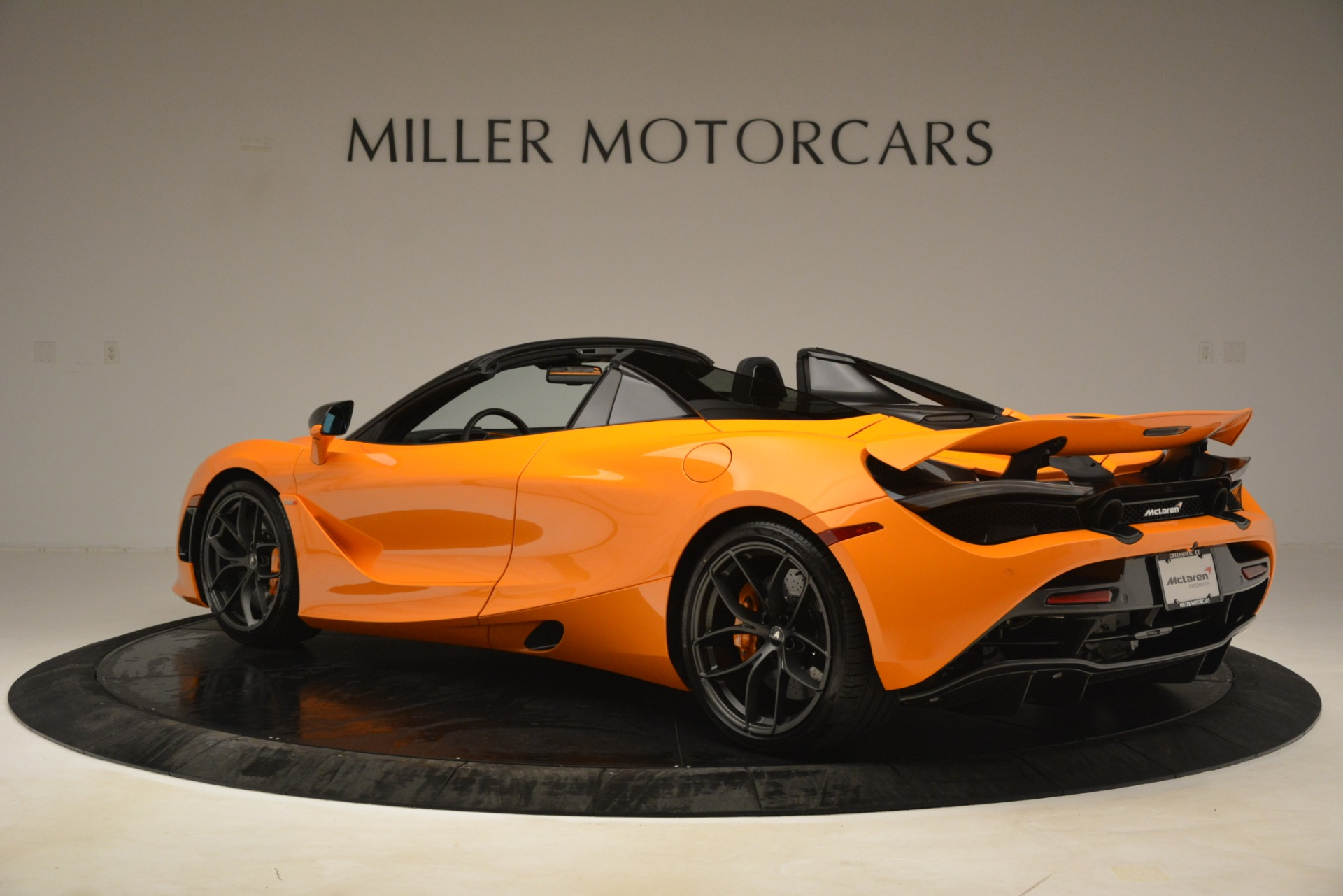 New 2020 McLaren 720S Spider Convertible For Sale In Westport, CT 3190_p2