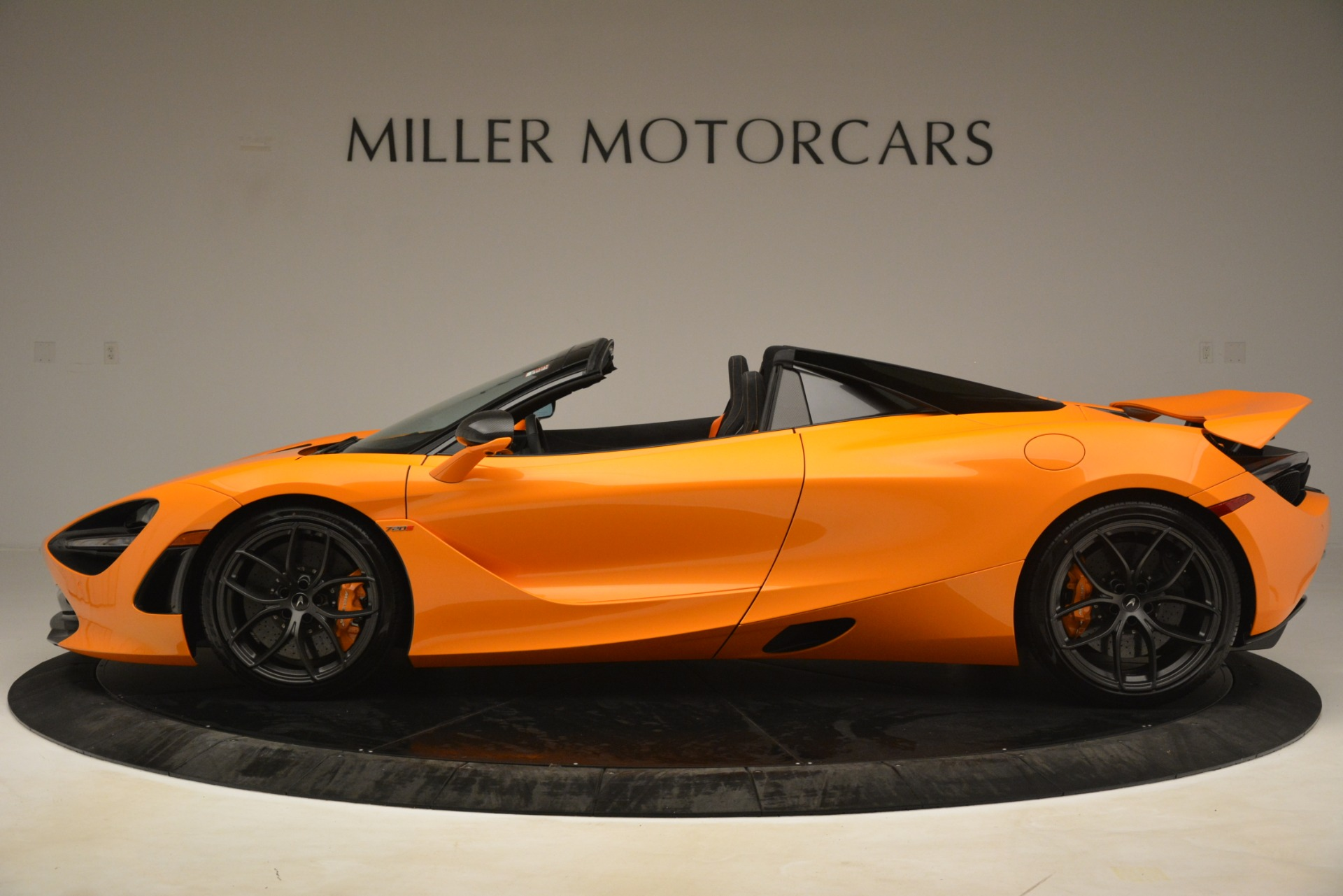 New 2020 McLaren 720S Spider Convertible For Sale In Westport, CT 3190_p3