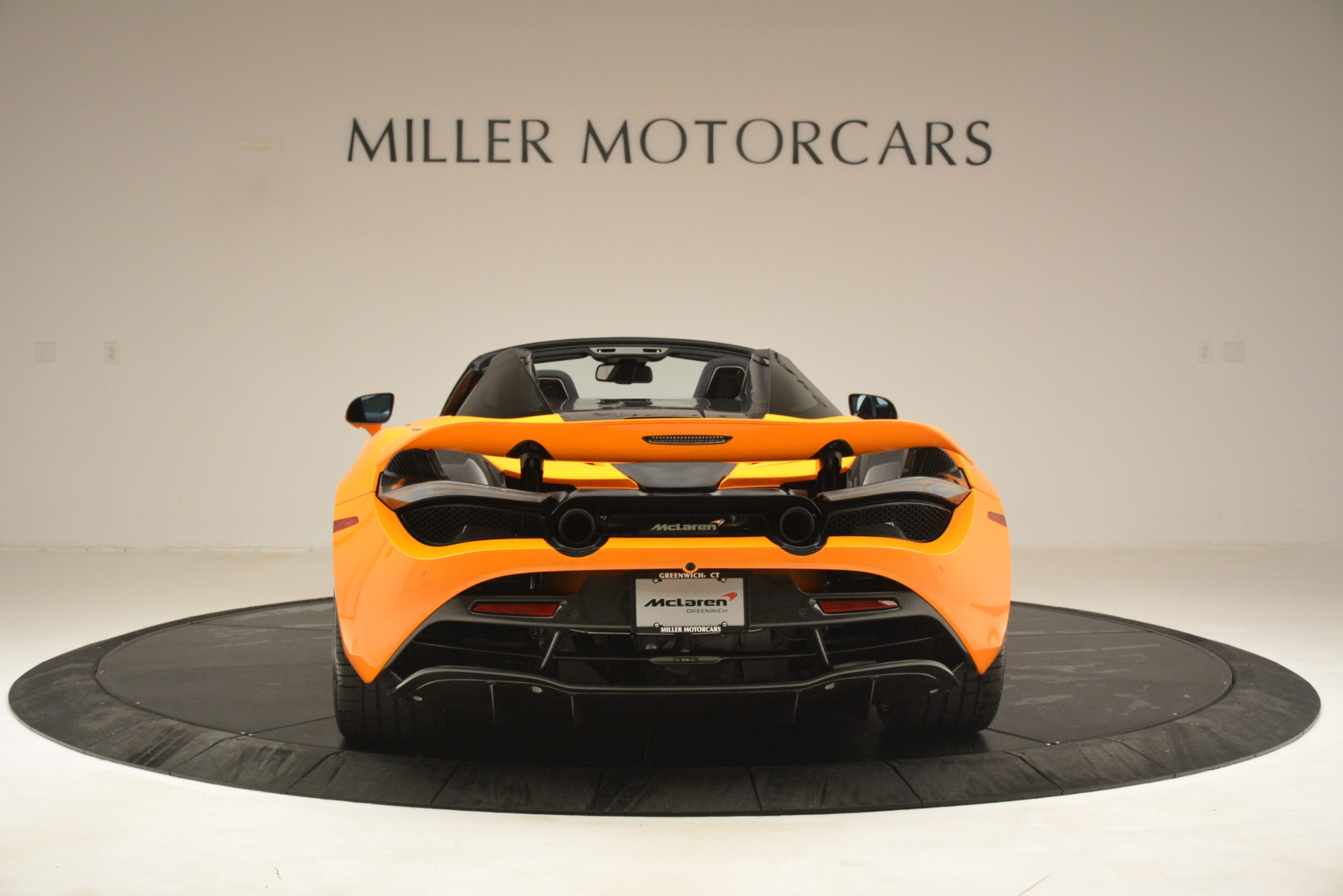 New 2020 McLaren 720S Spider Convertible For Sale In Westport, CT 3190_p4
