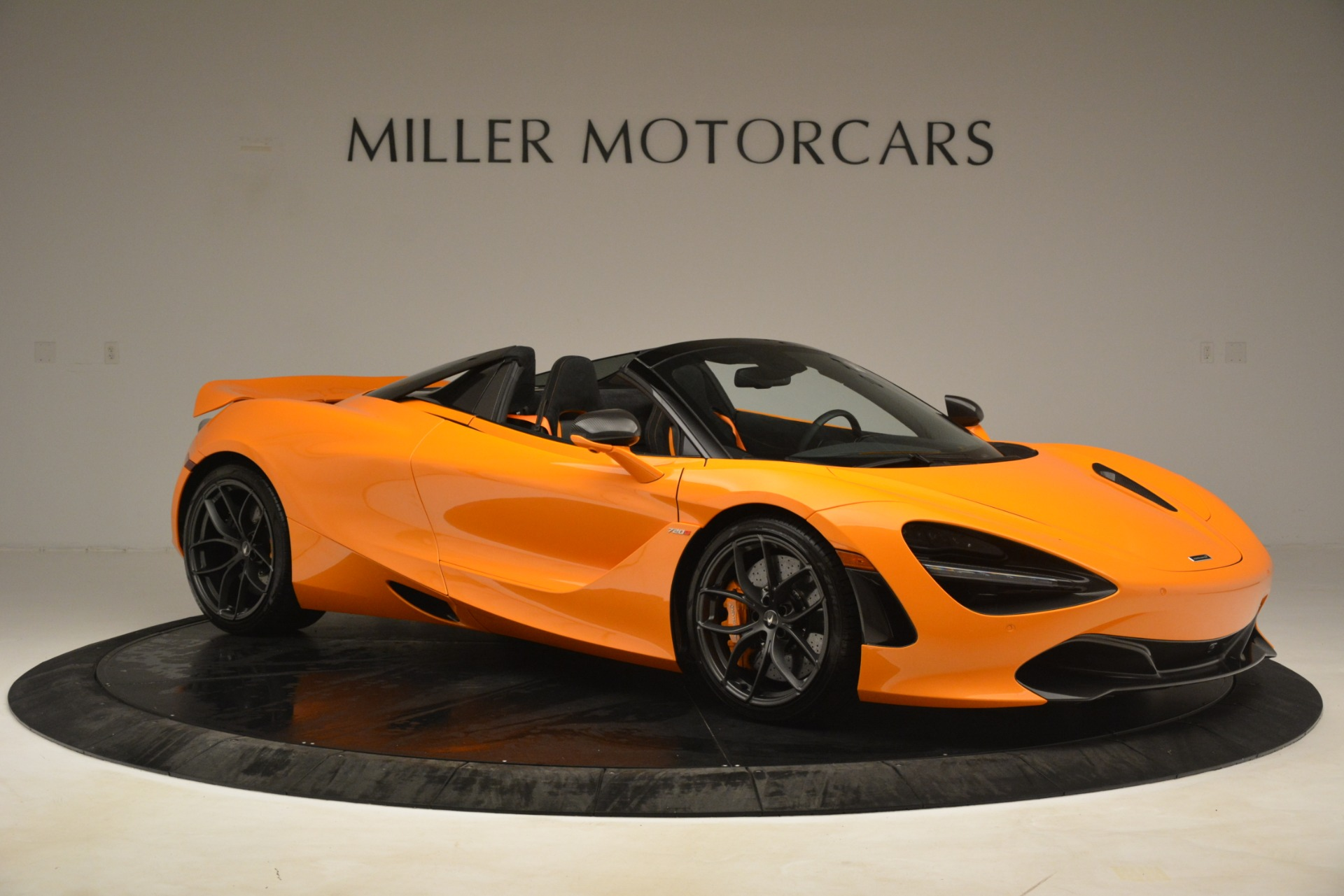 New 2020 McLaren 720S Spider Convertible For Sale In Westport, CT 3190_p7