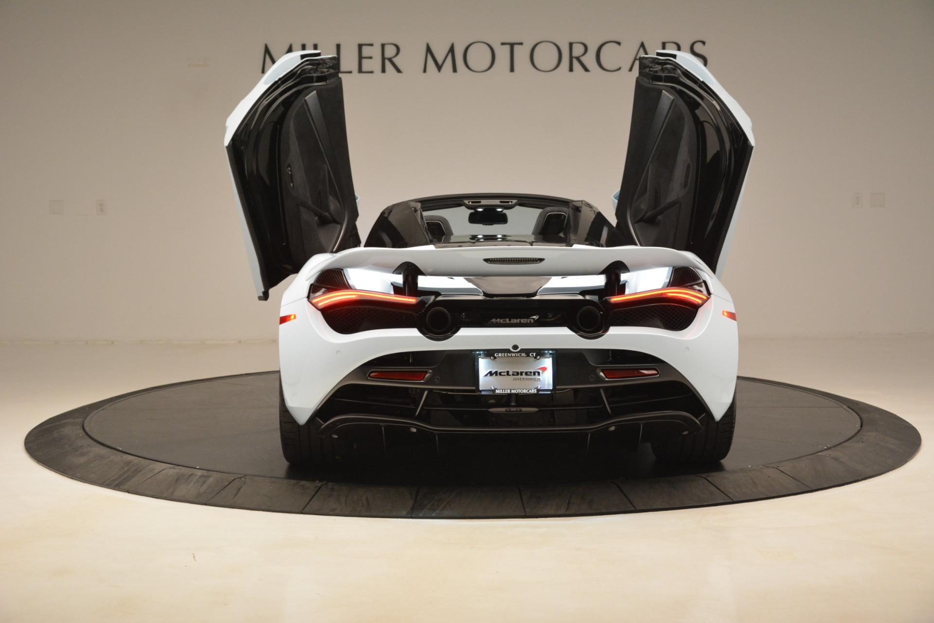 New 2020 McLaren 720S Spider For Sale In Westport, CT 3191_p12