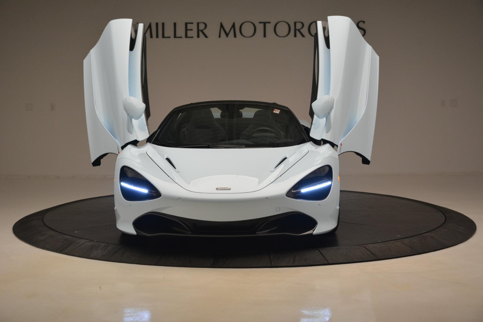 New 2020 McLaren 720S Spider For Sale In Westport, CT 3191_p9