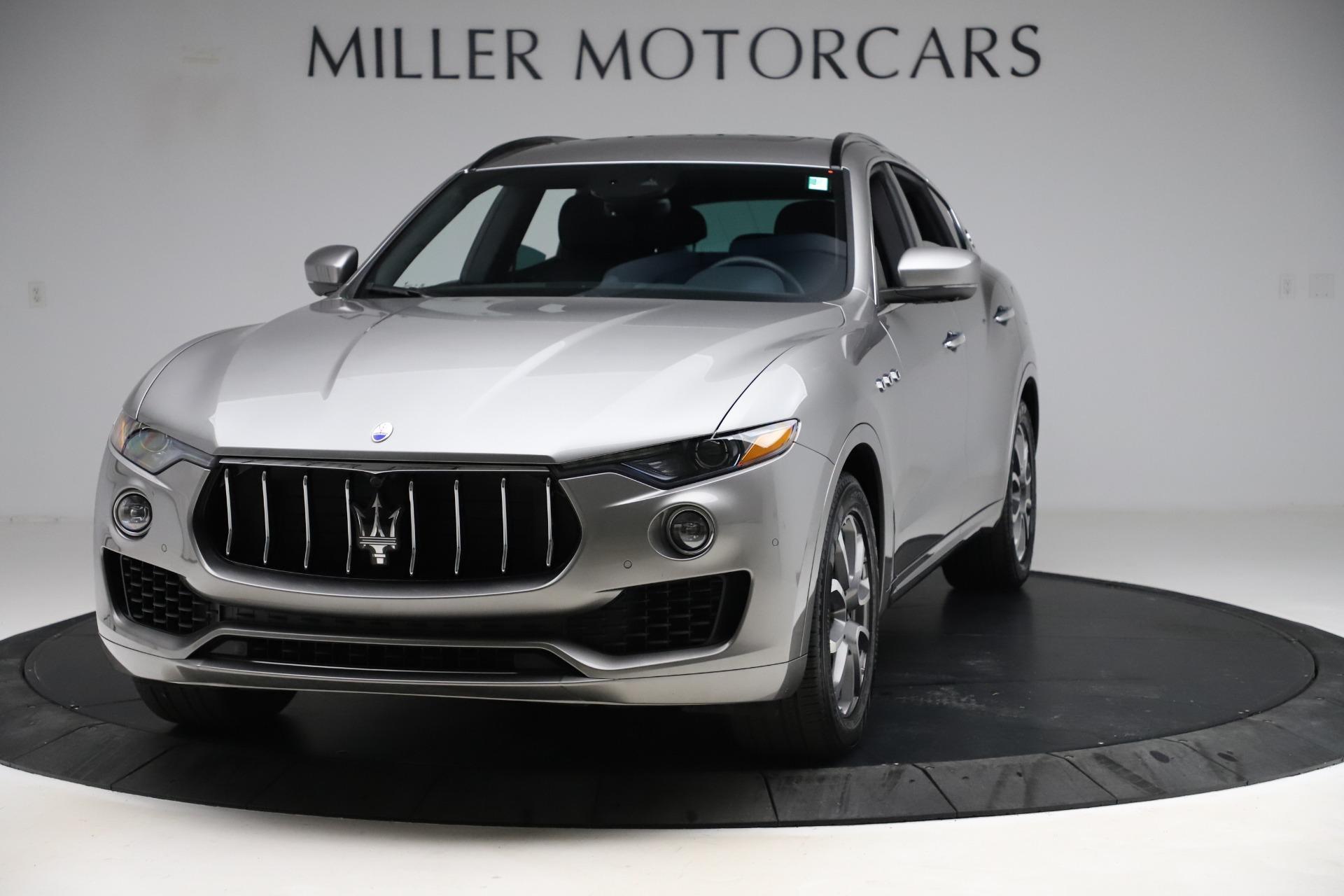 New 2019 Maserati Levante Q4 For Sale In Westport, CT 3192_main