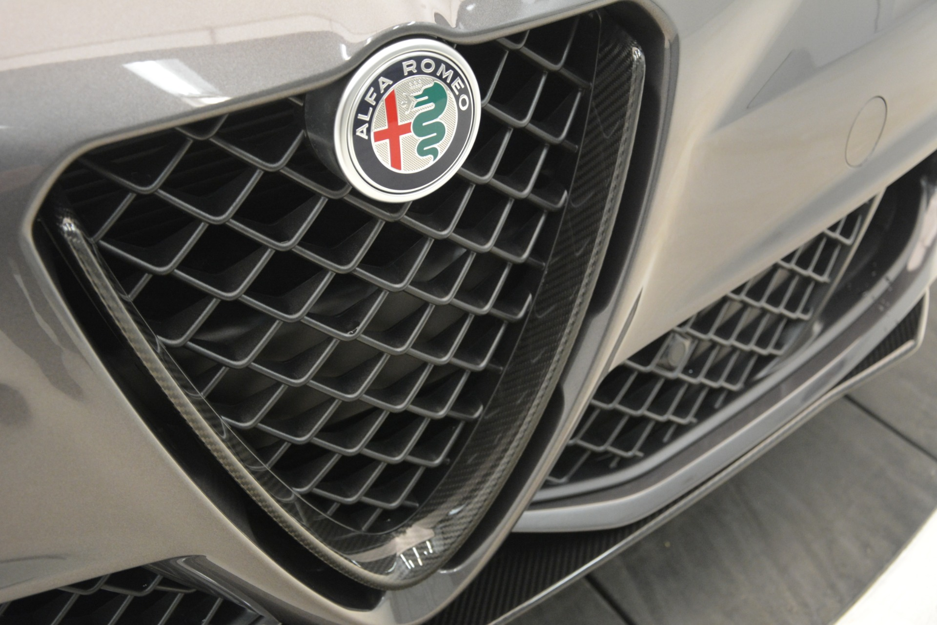 New 2019 Alfa Romeo Giulia Quadrifoglio For Sale In Westport, CT 3193_p41