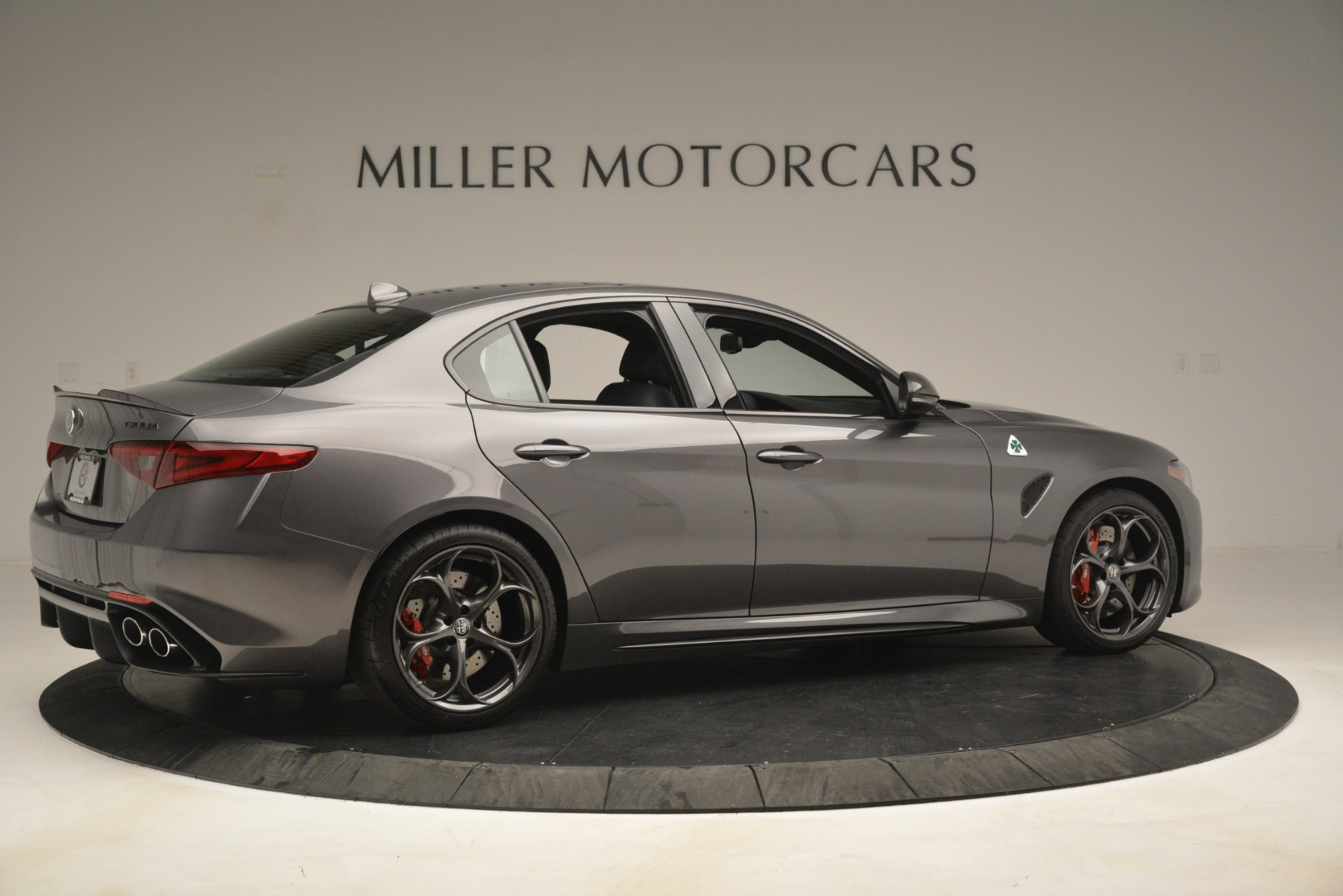 New 2019 Alfa Romeo Giulia Quadrifoglio For Sale In Westport, CT 3193_p8
