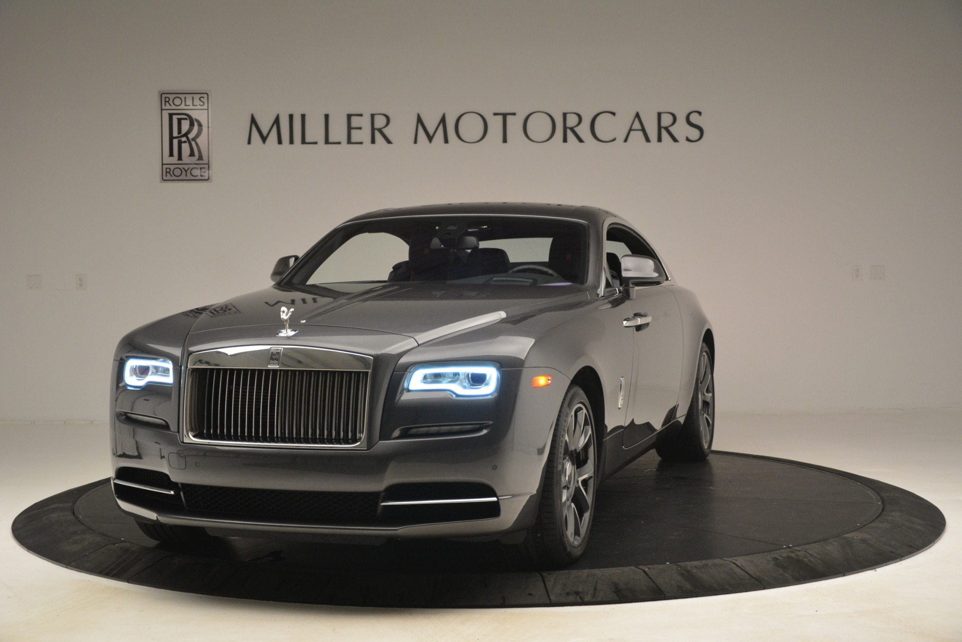 Used 2018 Rolls-Royce Wraith  For Sale In Westport, CT 3196_main