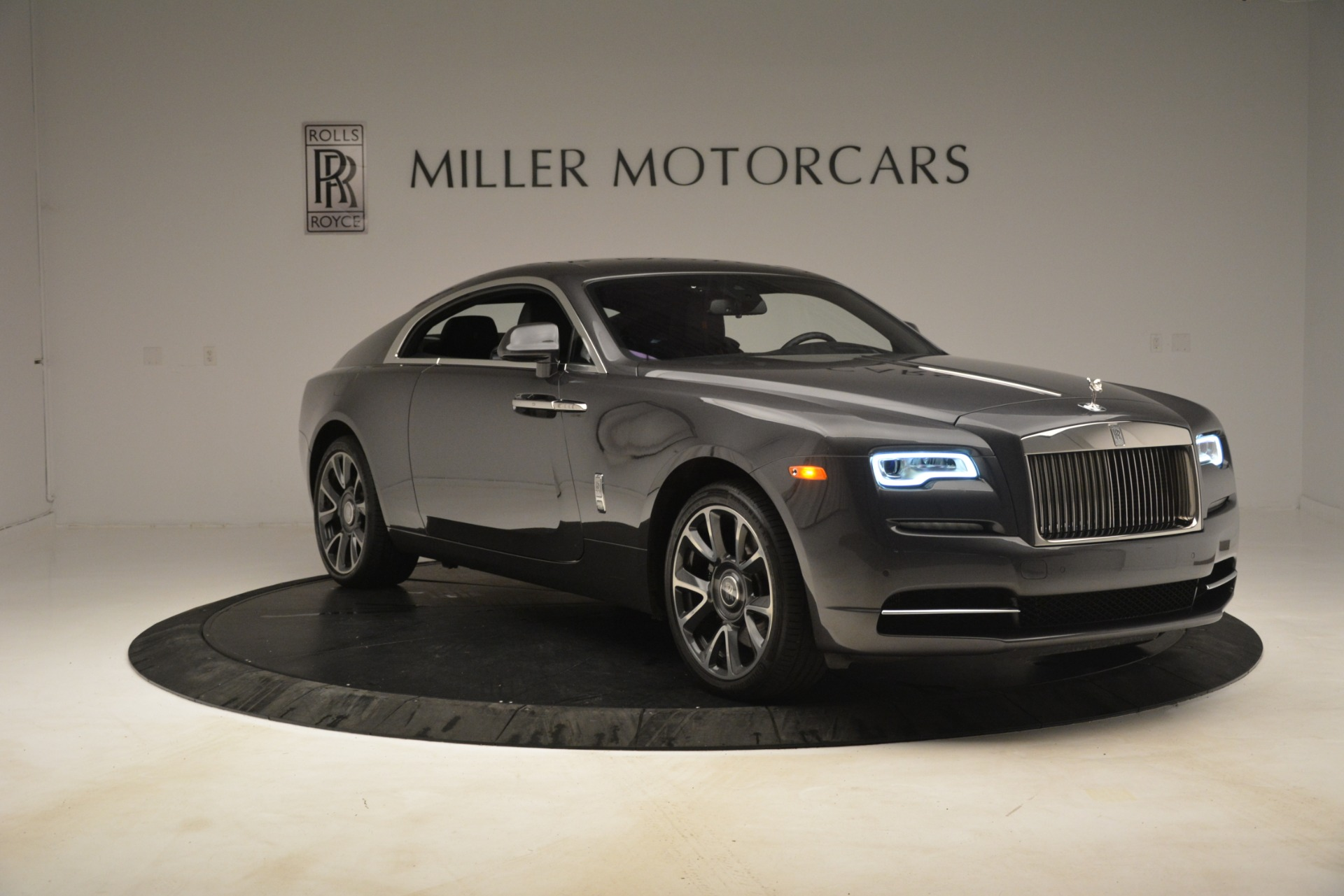 Used 2018 Rolls-Royce Wraith  For Sale In Westport, CT 3196_p12