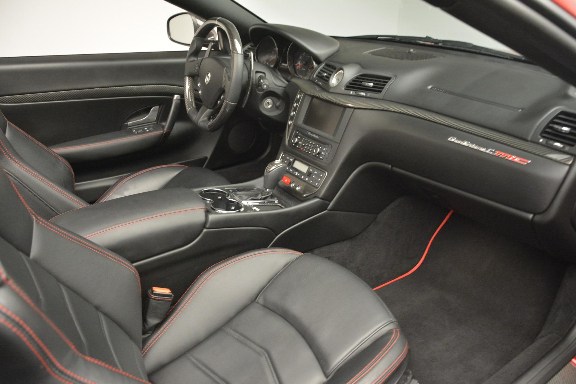 Used 2015 Maserati GranTurismo MC For Sale In Westport, CT 3197_p28