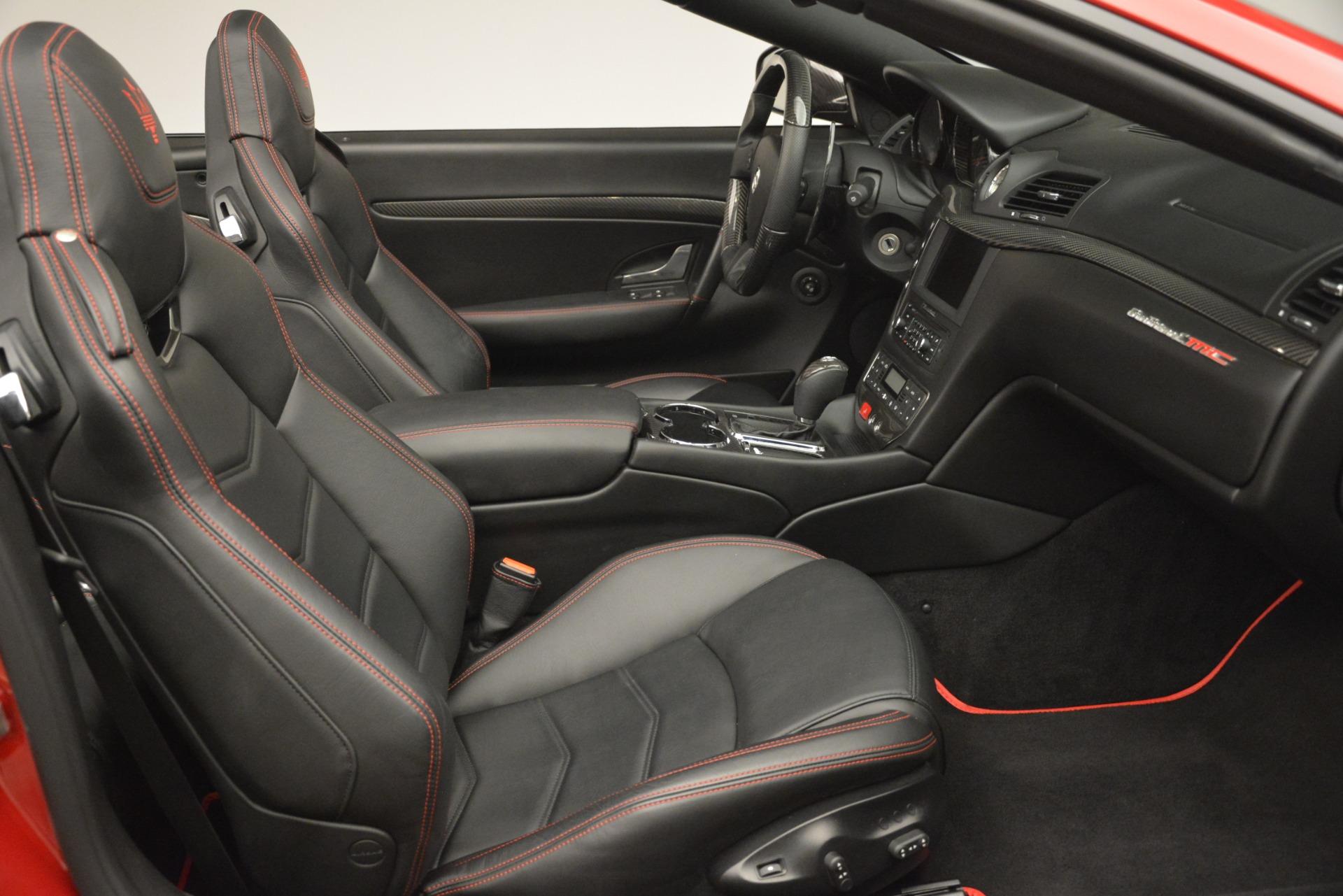 Used 2015 Maserati GranTurismo MC For Sale In Westport, CT 3197_p29
