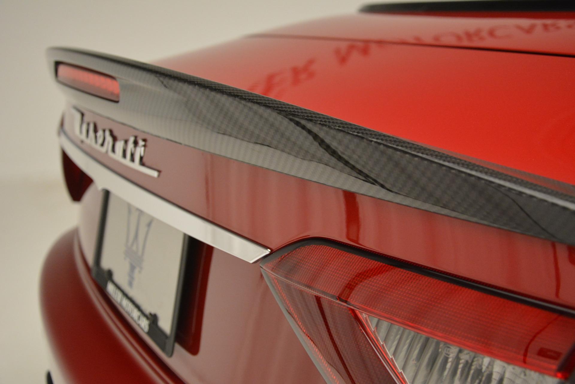 Used 2015 Maserati GranTurismo MC For Sale In Westport, CT 3197_p35