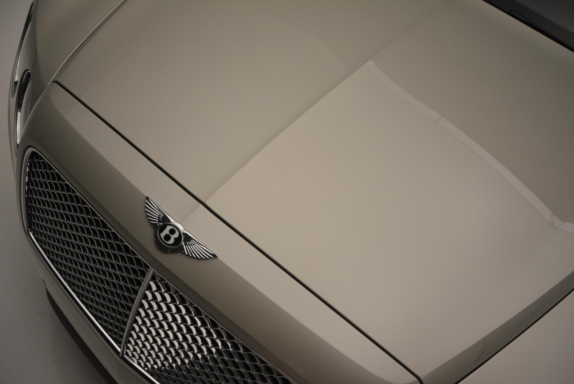 Used 2016 Bentley Flying Spur W12 For Sale In Westport, CT 32_p13
