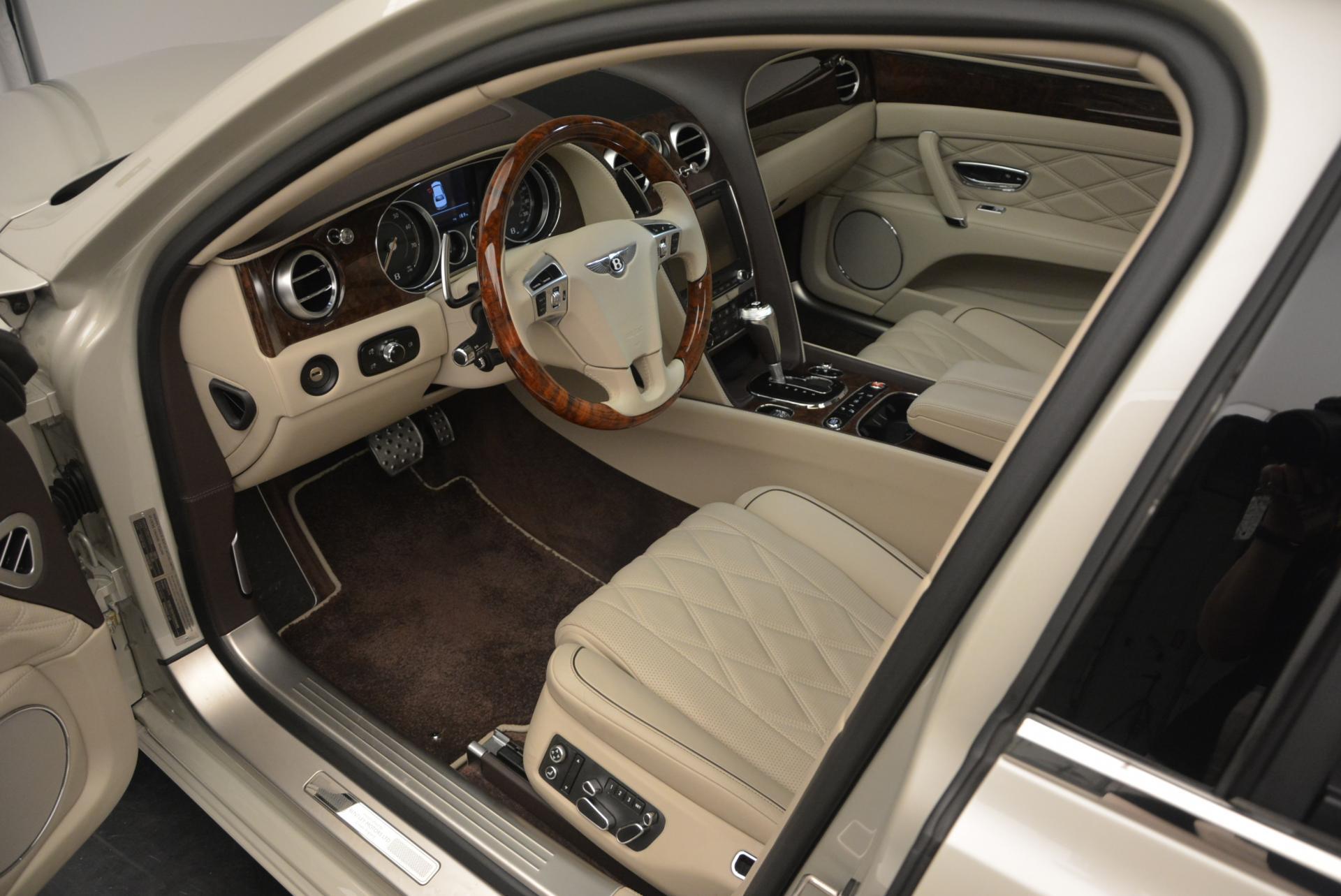 Used 2016 Bentley Flying Spur W12 For Sale In Westport, CT 32_p19