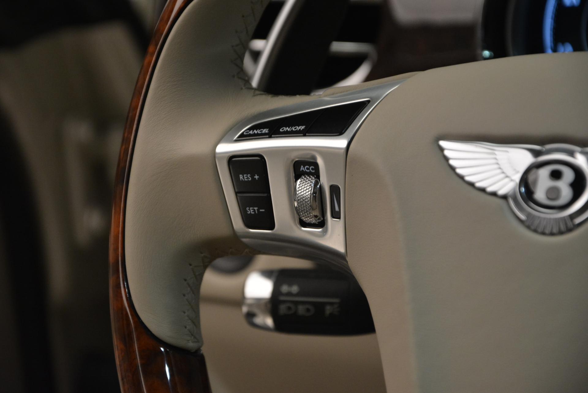 Used 2016 Bentley Flying Spur W12 For Sale In Westport, CT 32_p27