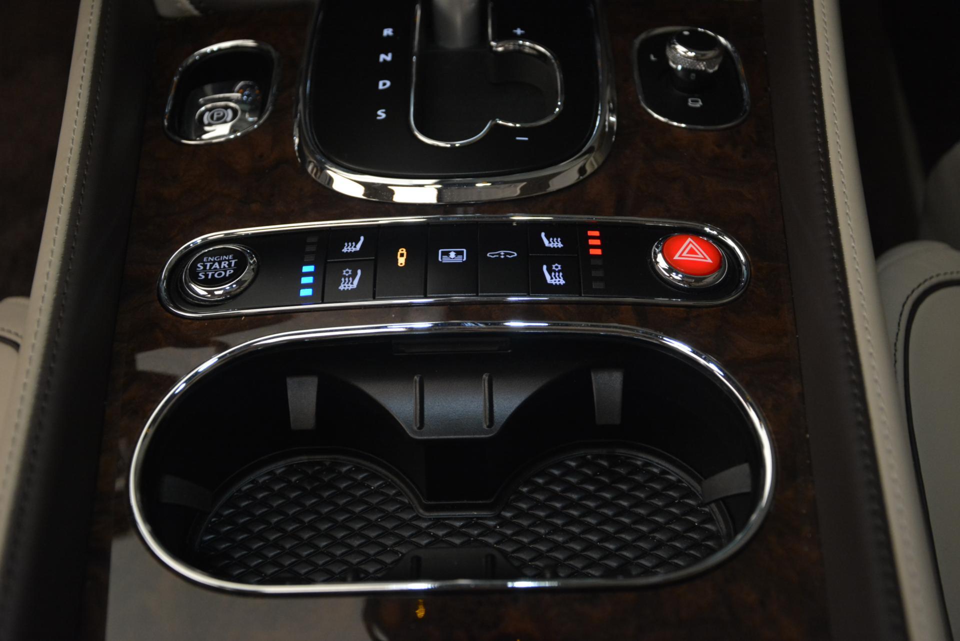 Used 2016 Bentley Flying Spur W12 For Sale In Westport, CT 32_p31