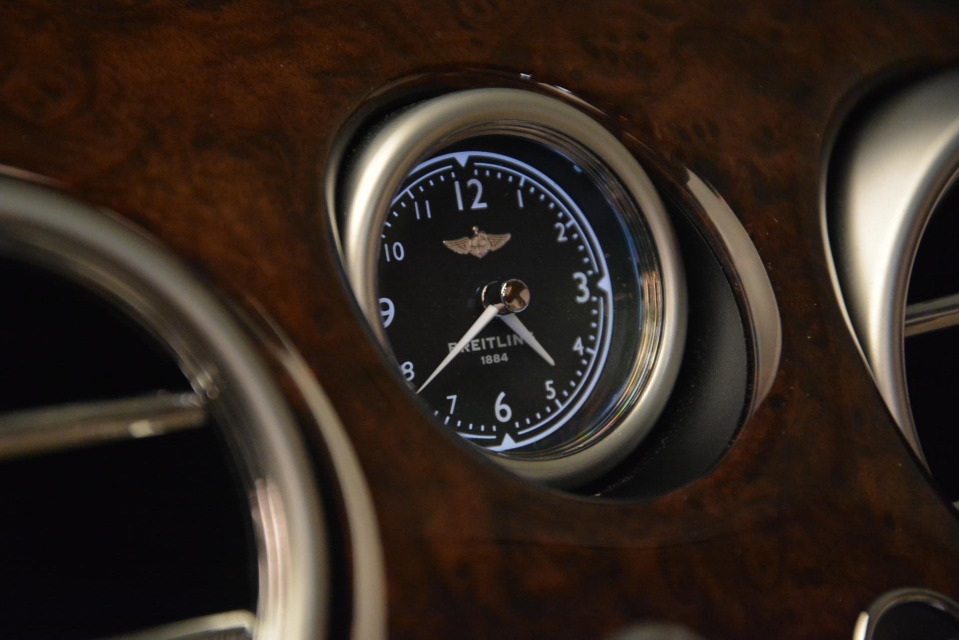 Used 2016 Bentley Flying Spur W12 For Sale In Westport, CT 32_p33