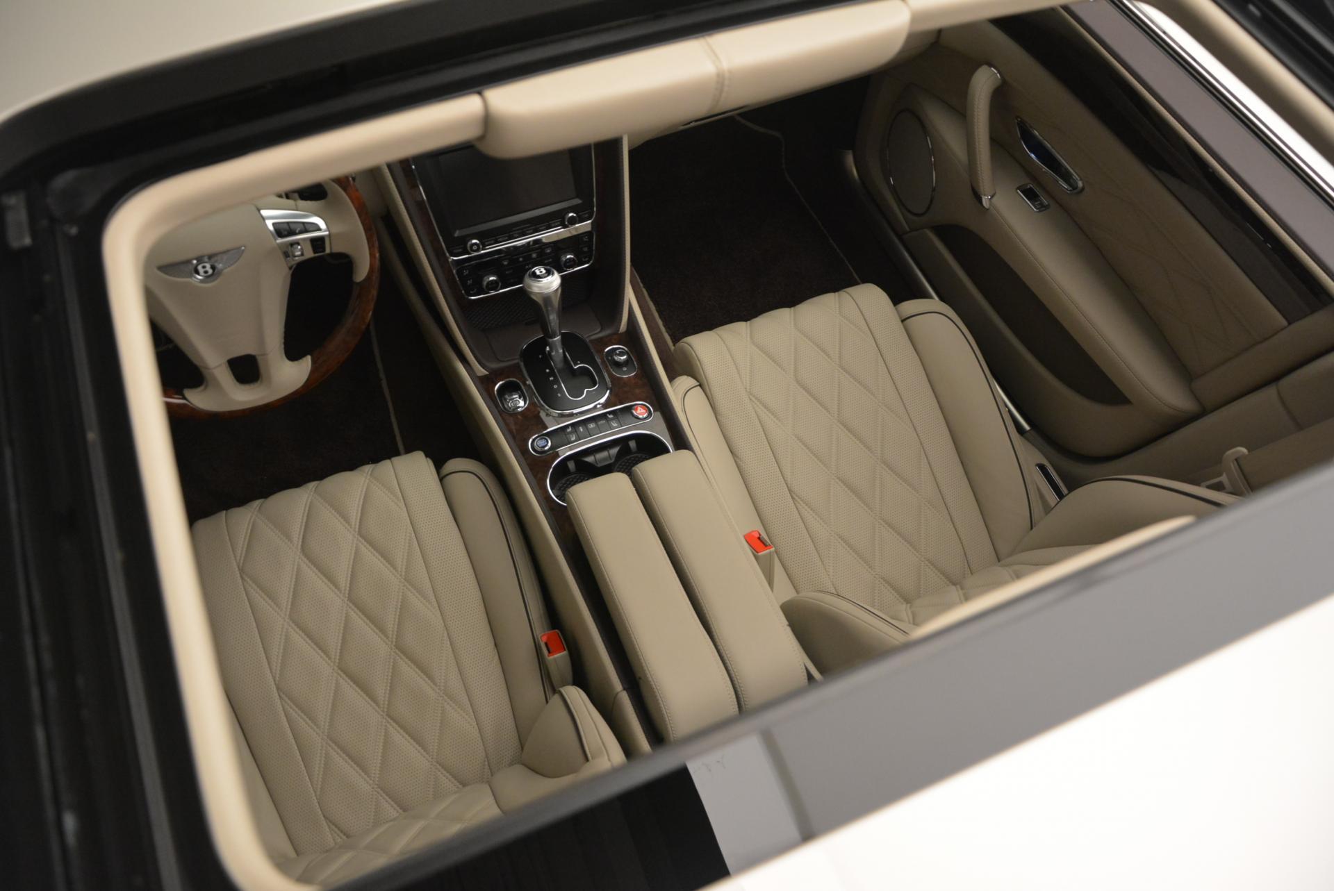 Used 2016 Bentley Flying Spur W12 For Sale In Westport, CT 32_p37