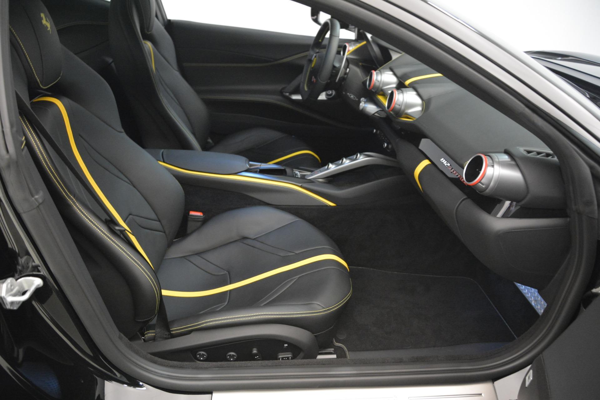 Used 2019 Ferrari 812 Superfast  For Sale In Westport, CT 3200_p20
