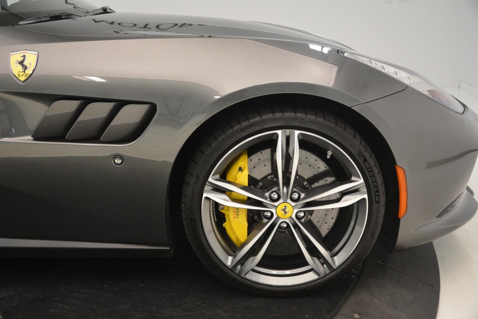 Used 2018 Ferrari GTC4Lusso  For Sale In Westport, CT 3201_p13