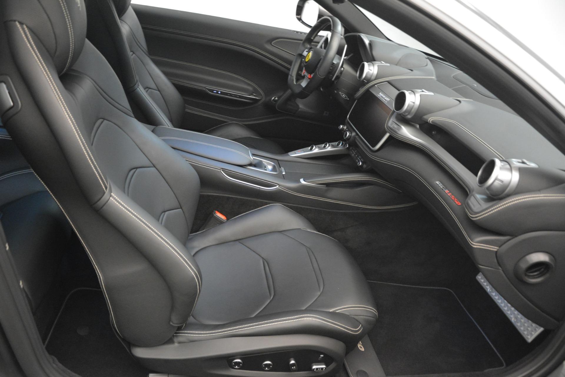 Used 2018 Ferrari GTC4Lusso  For Sale In Westport, CT 3201_p20