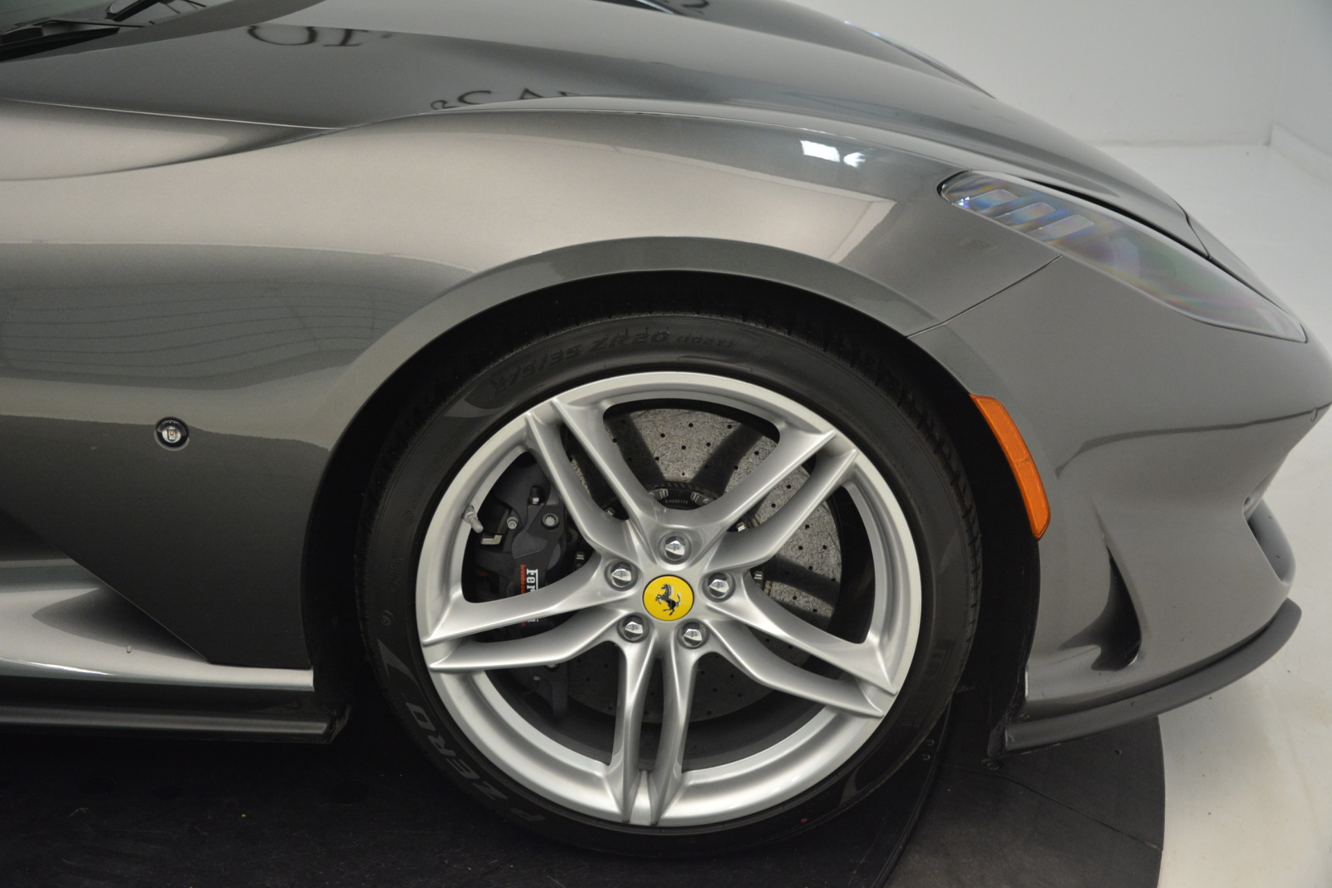 Used 2018 Ferrari 812 Superfast  For Sale In Westport, CT 3202_p13