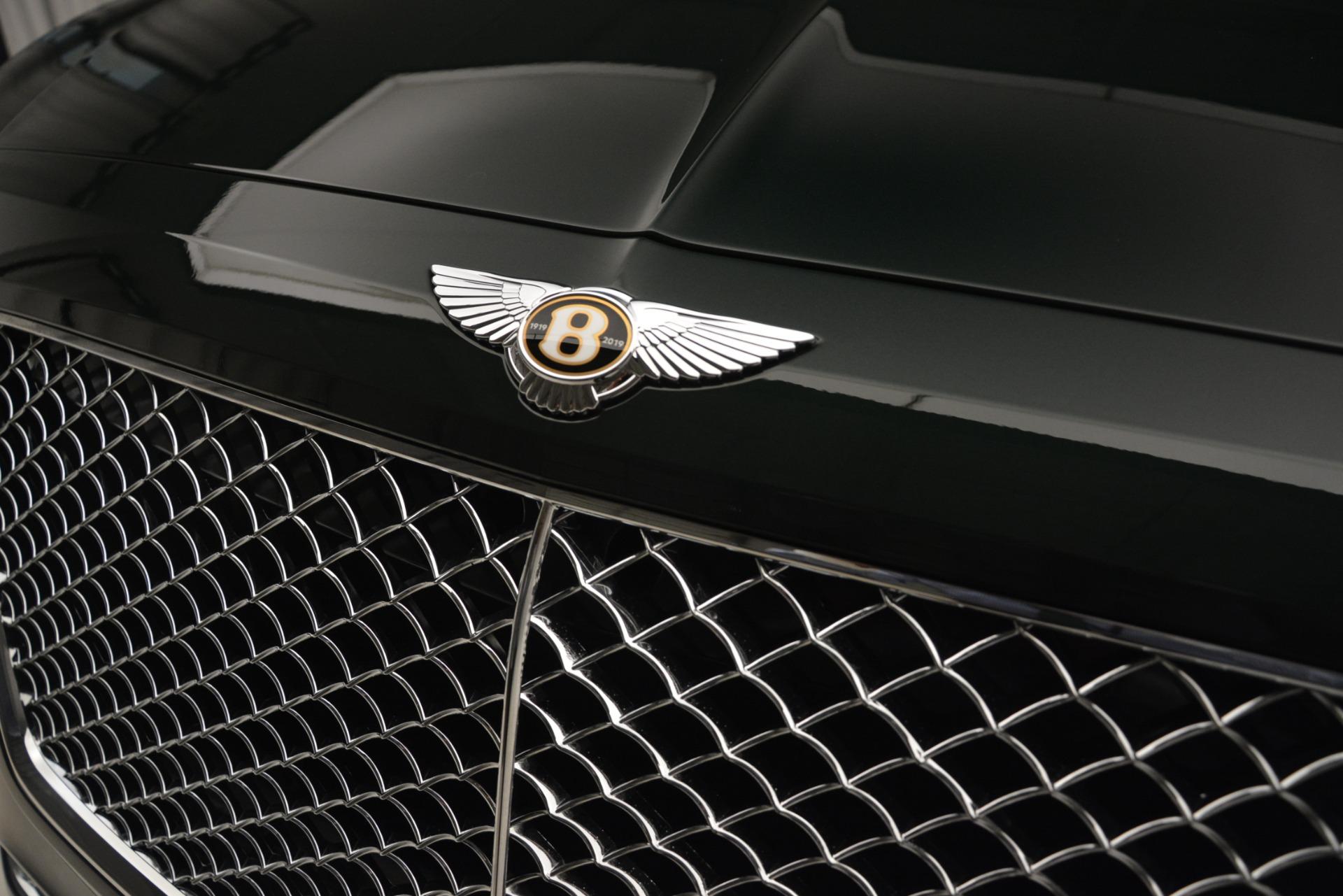 New 2019 Bentley Bentayga V8 For Sale In Westport, CT 3203_p15