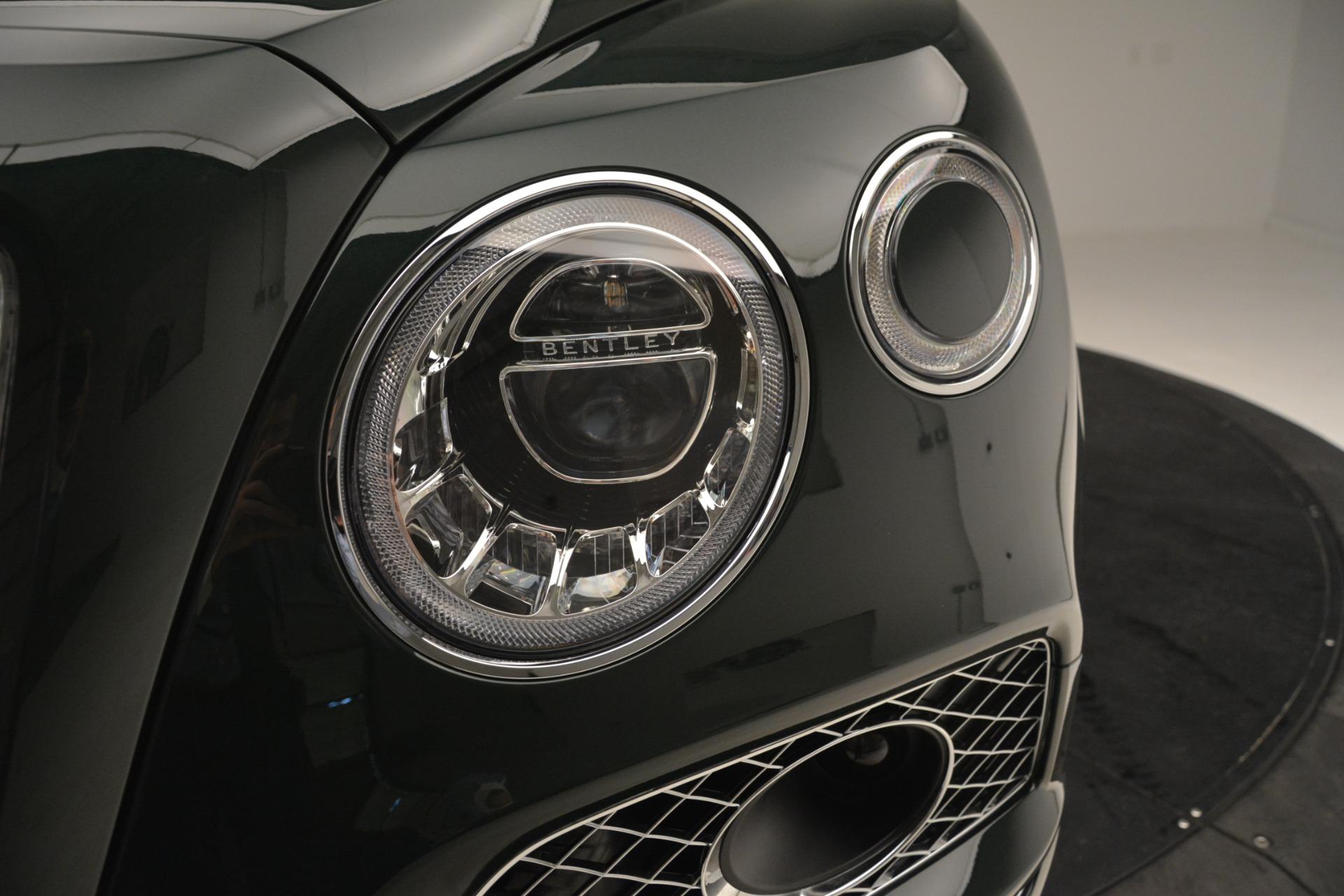 New 2019 Bentley Bentayga V8 For Sale In Westport, CT 3203_p16