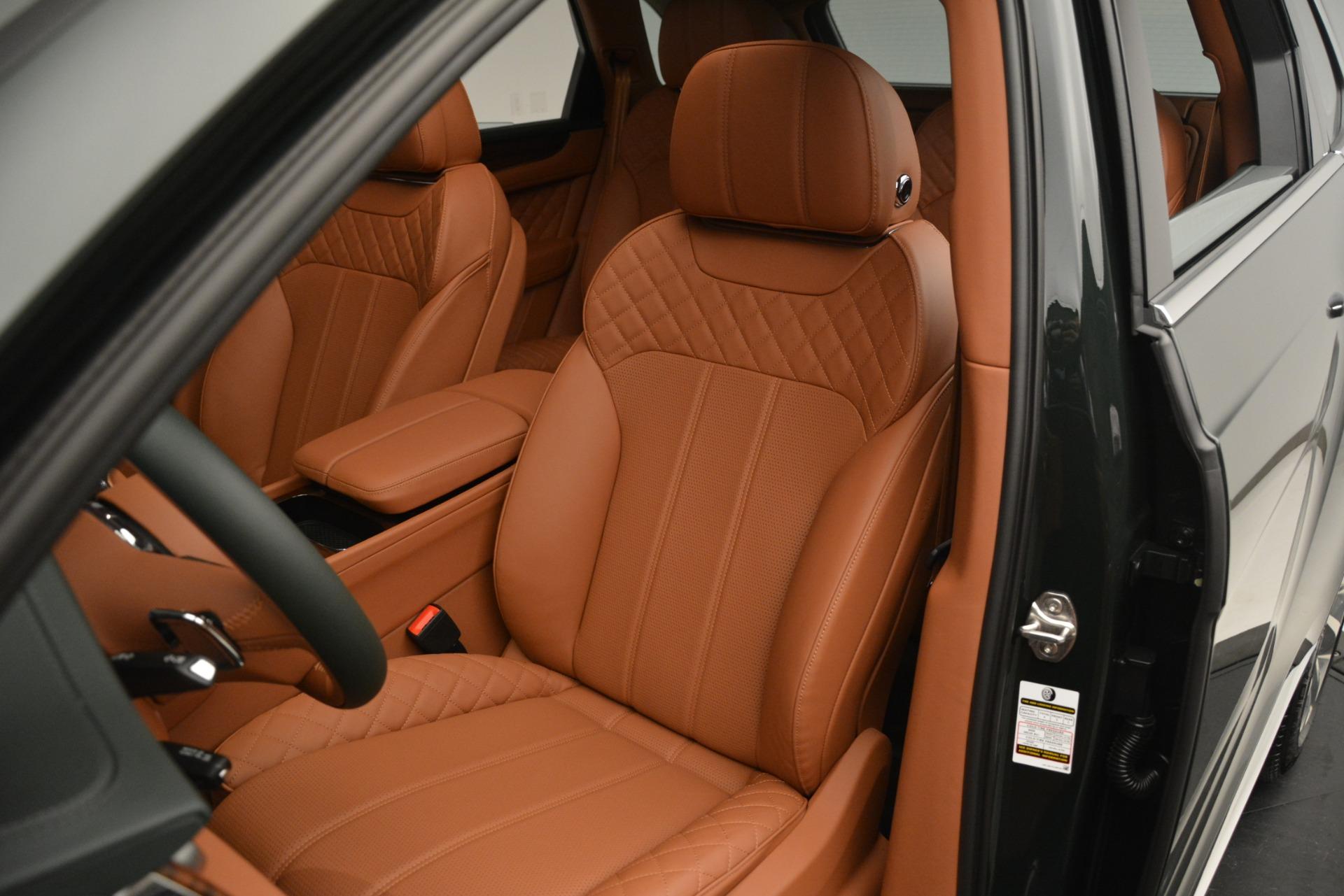 New 2019 Bentley Bentayga V8 For Sale In Westport, CT 3203_p21