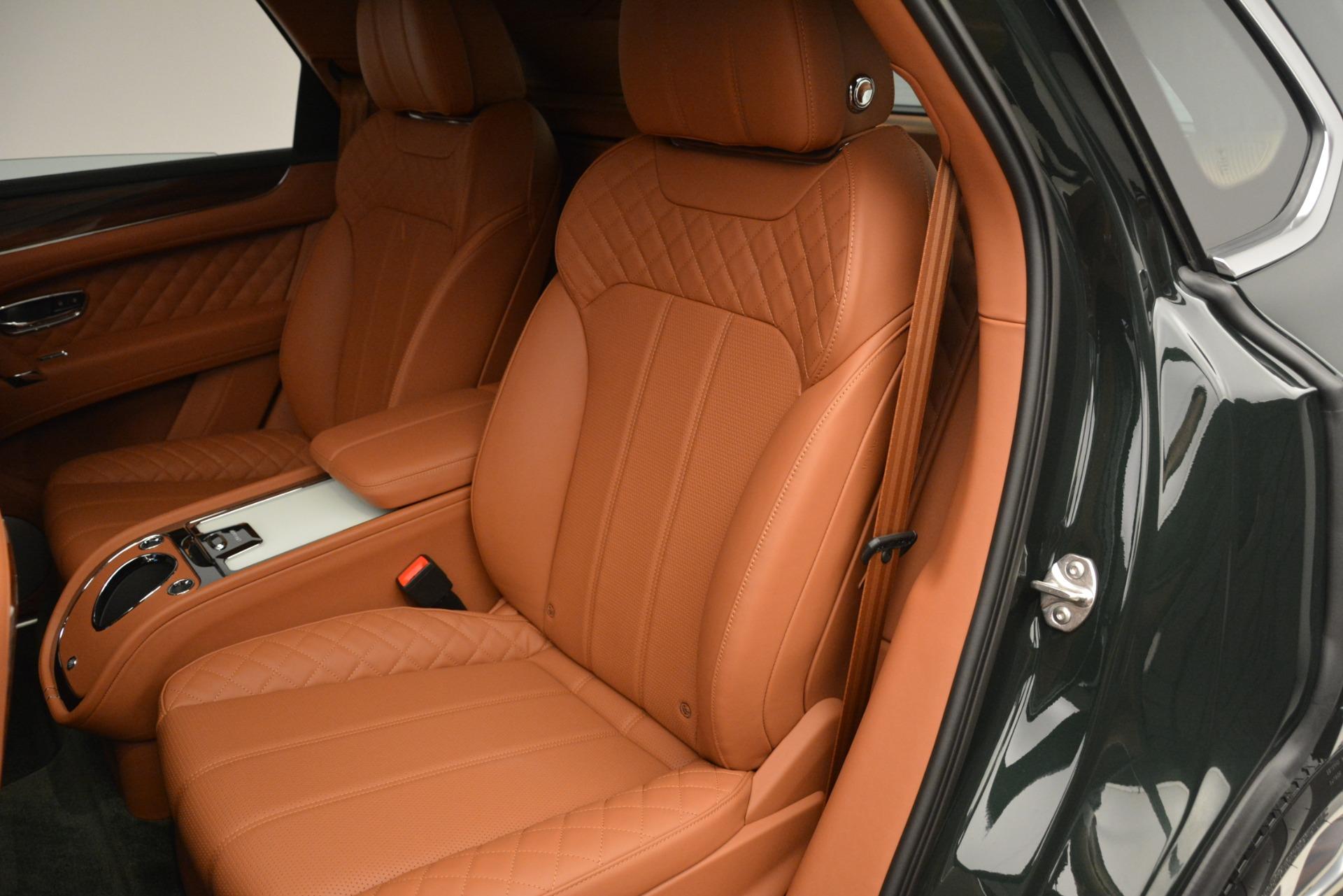 New 2019 Bentley Bentayga V8 For Sale In Westport, CT 3203_p23