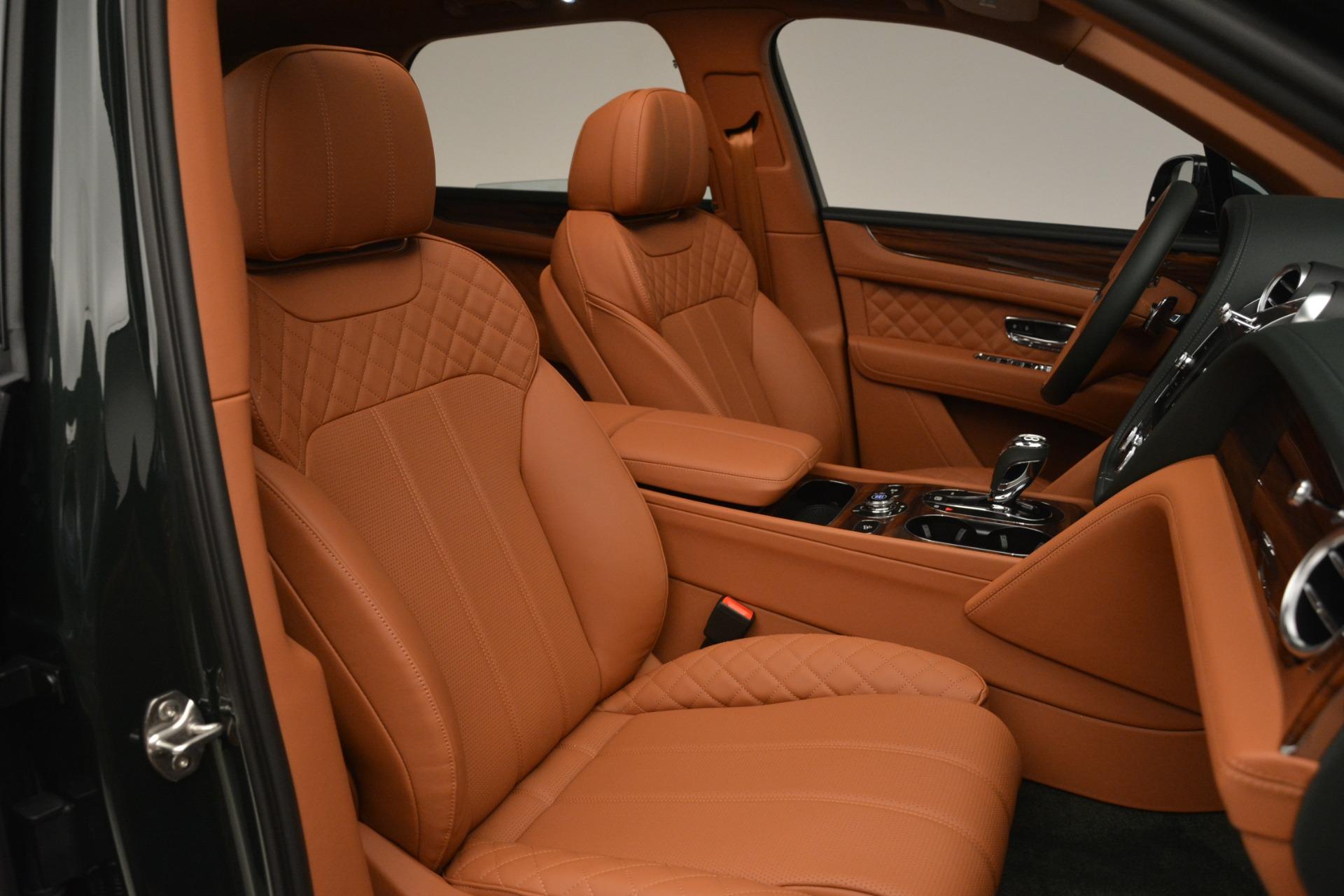 New 2019 Bentley Bentayga V8 For Sale In Westport, CT 3203_p27