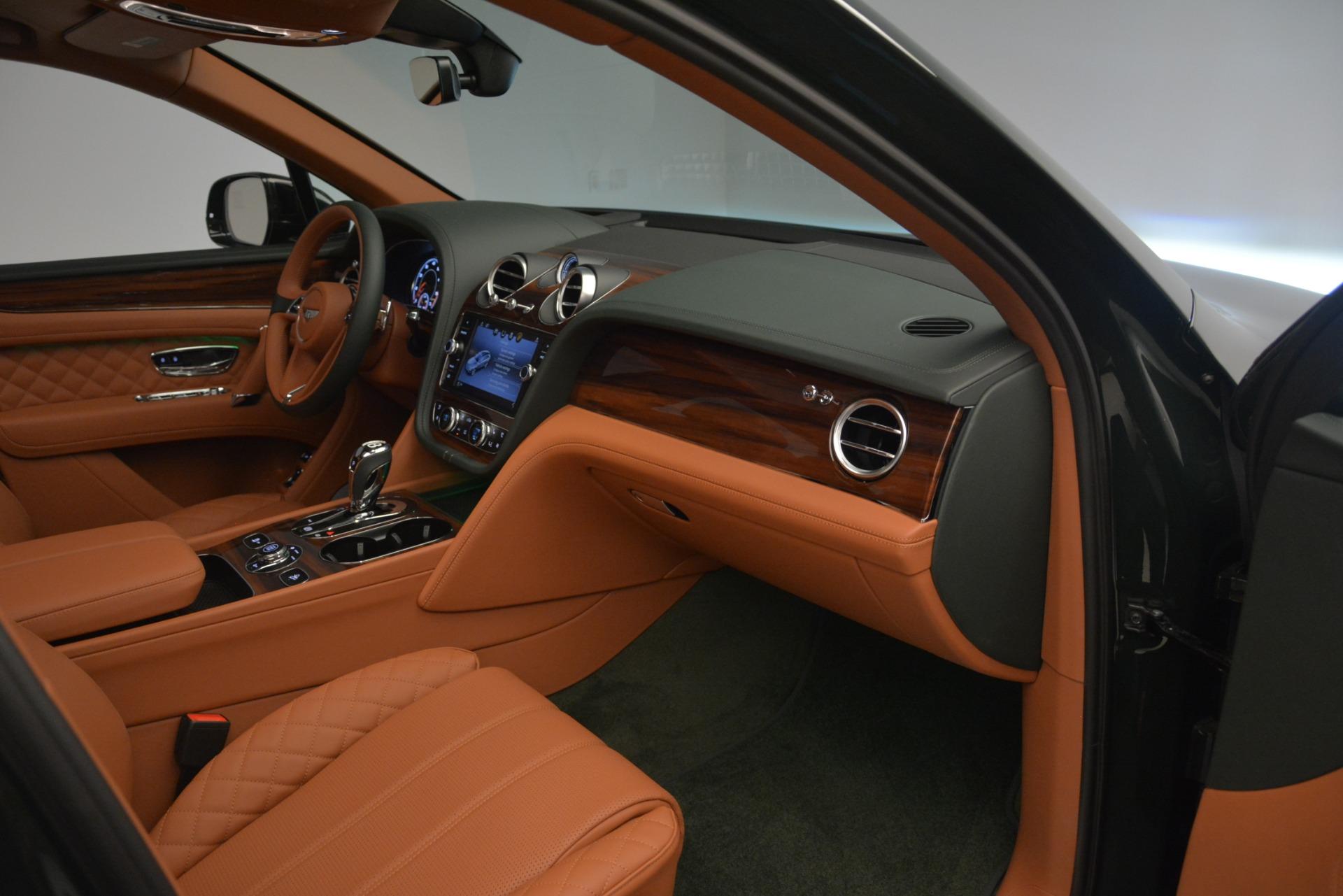 New 2019 Bentley Bentayga V8 For Sale In Westport, CT 3203_p29