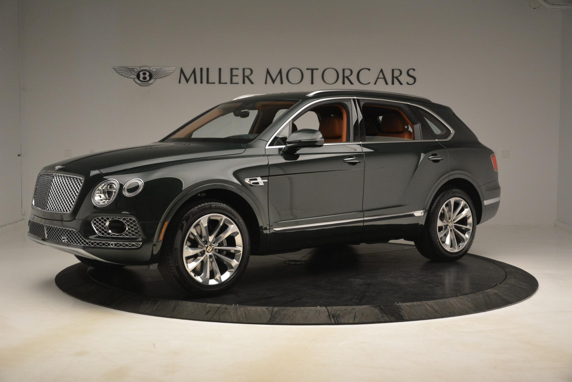 New 2019 Bentley Bentayga V8 For Sale In Westport, CT 3203_p2