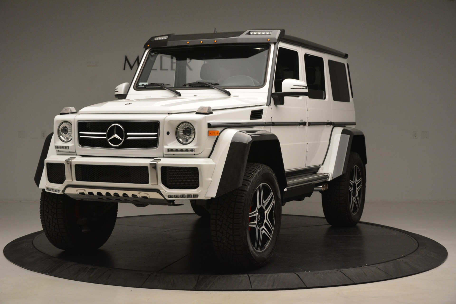 Used 2018 Mercedes-Benz G-Class G 550 4x4 Squared For Sale In Westport, CT 3204_main
