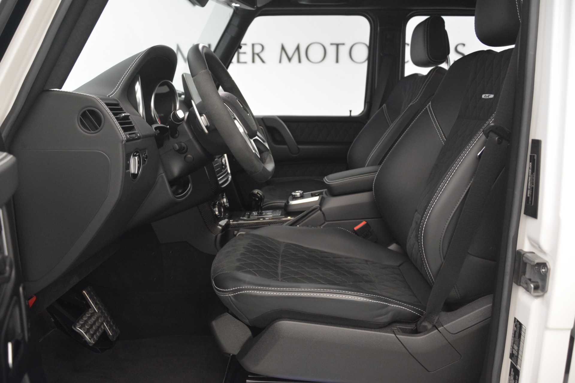 Used 2018 Mercedes-Benz G-Class G 550 4x4 Squared For Sale In Westport, CT 3204_p14