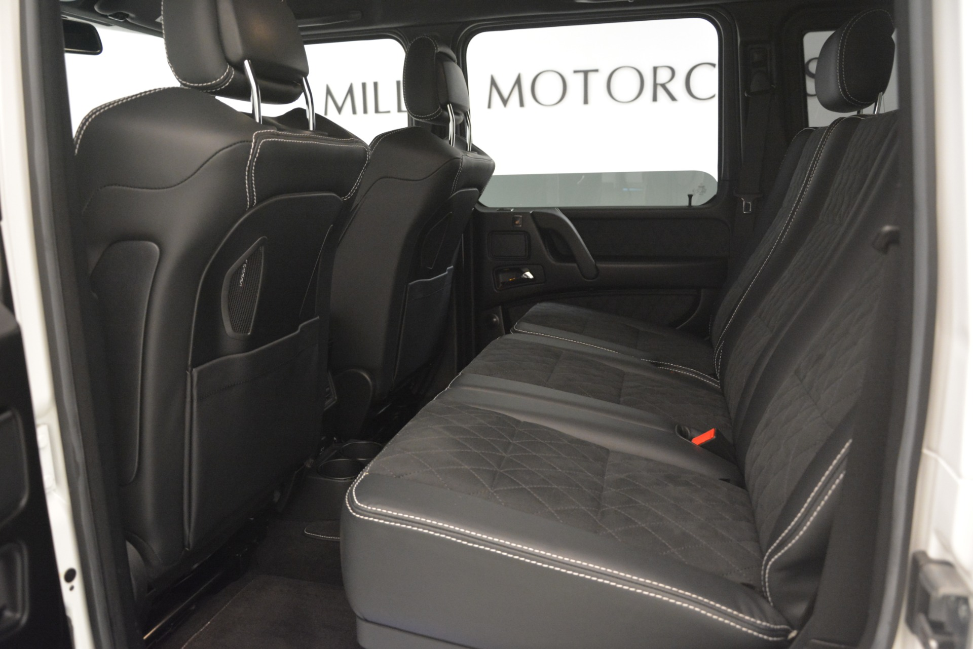 Used 2018 Mercedes-Benz G-Class G 550 4x4 Squared For Sale In Westport, CT 3204_p17