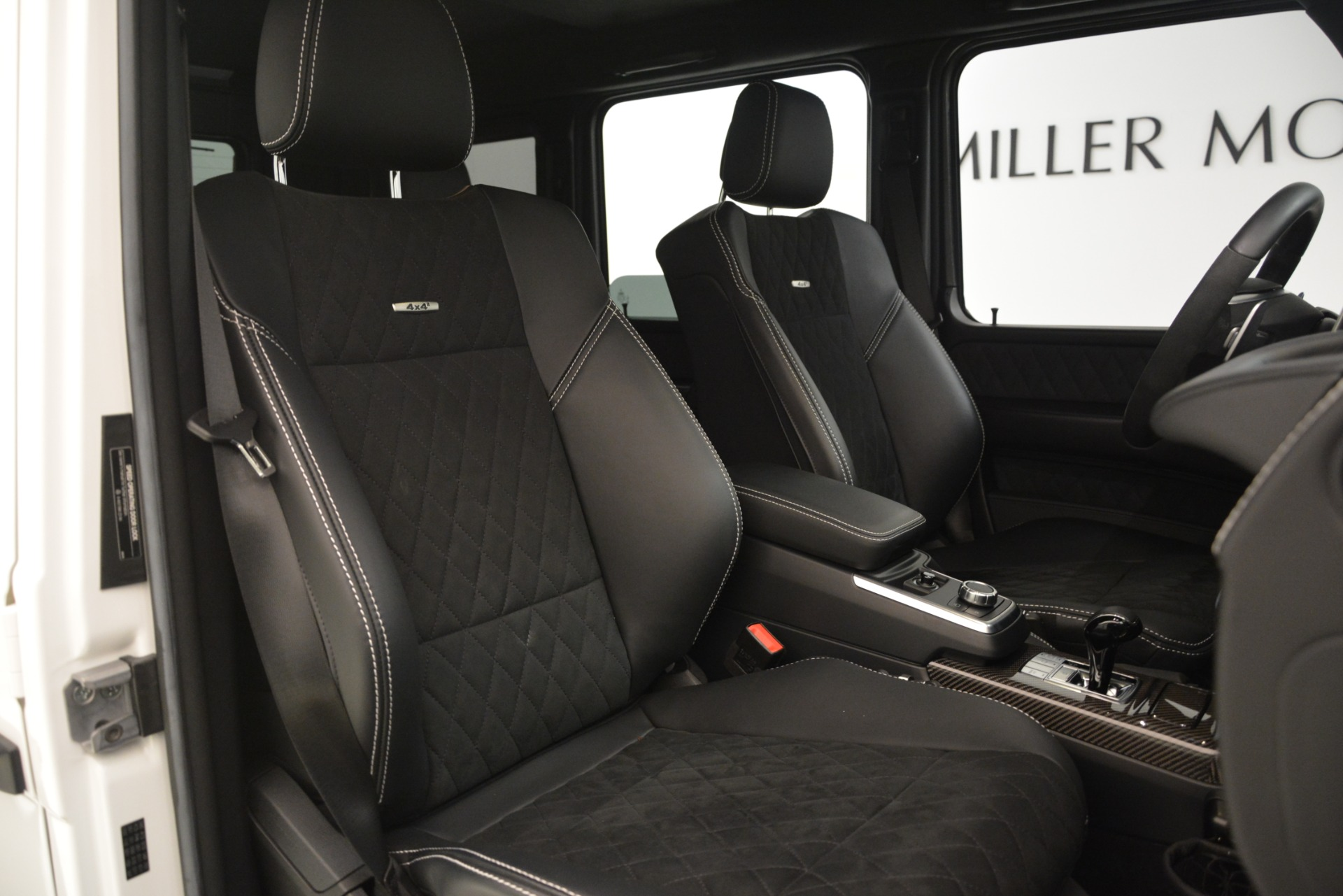 Used 2018 Mercedes-Benz G-Class G 550 4x4 Squared For Sale In Westport, CT 3204_p20