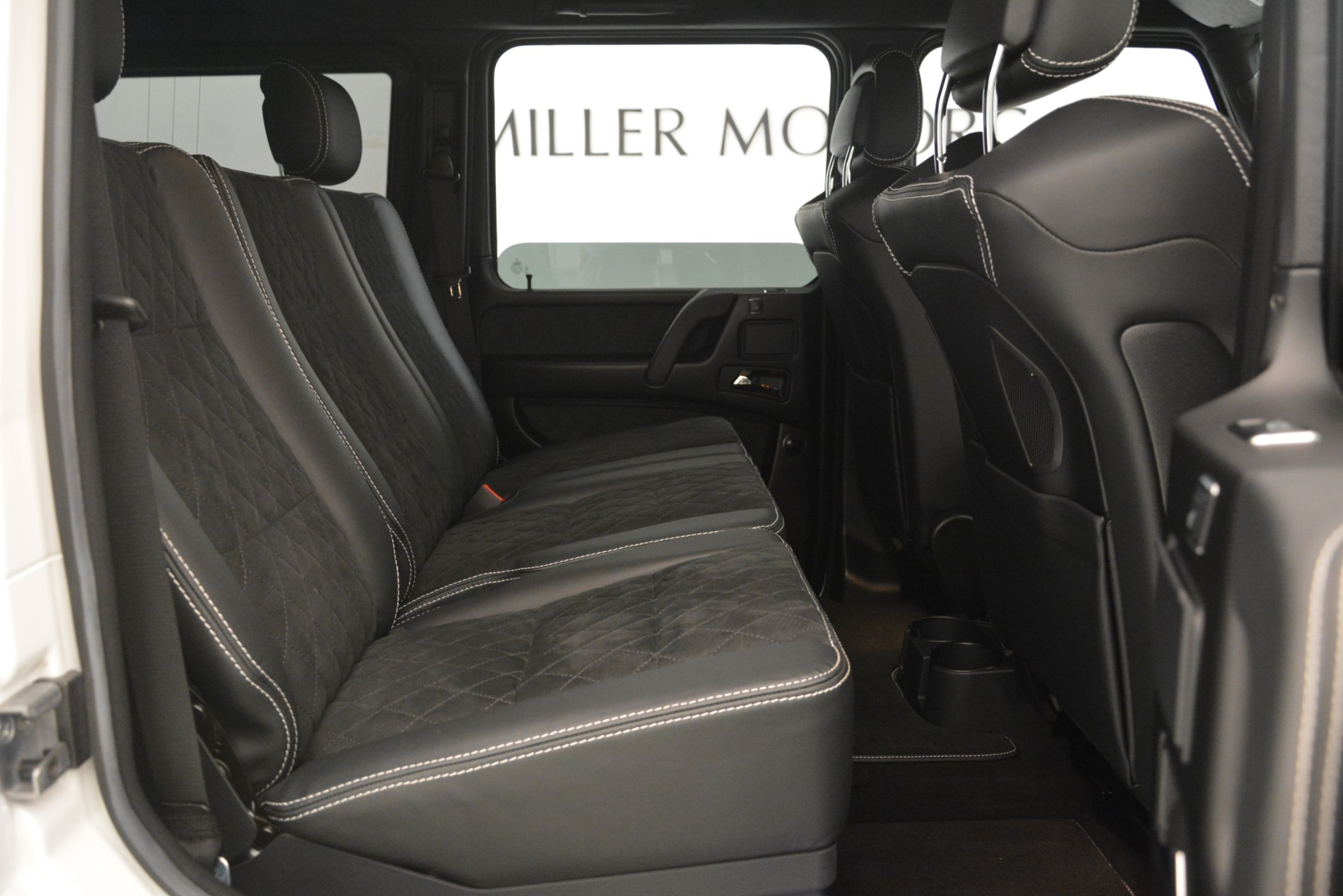 Used 2018 Mercedes-Benz G-Class G 550 4x4 Squared For Sale In Westport, CT 3204_p21