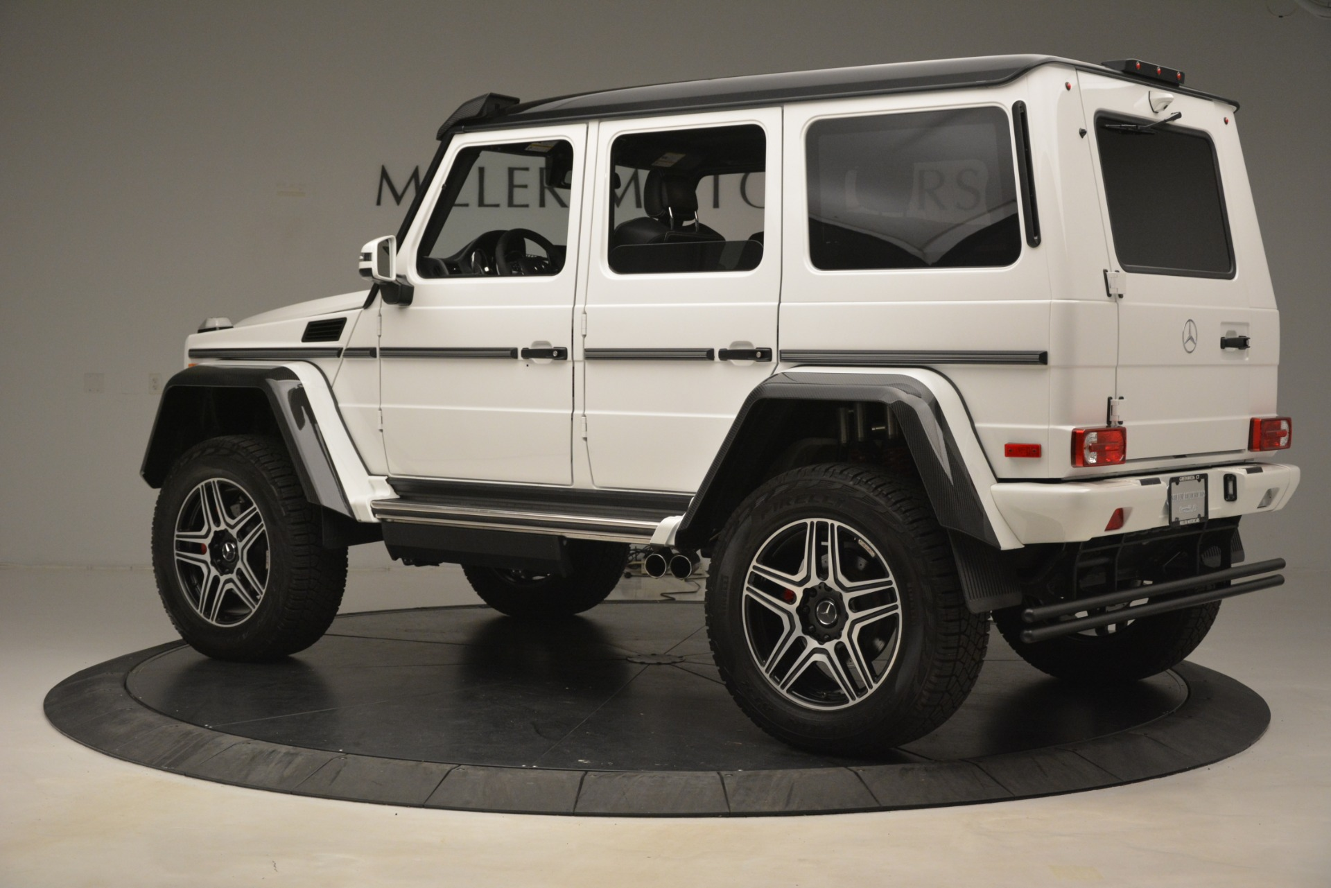 Used 2018 Mercedes-Benz G-Class G 550 4x4 Squared For Sale In Westport, CT 3204_p4