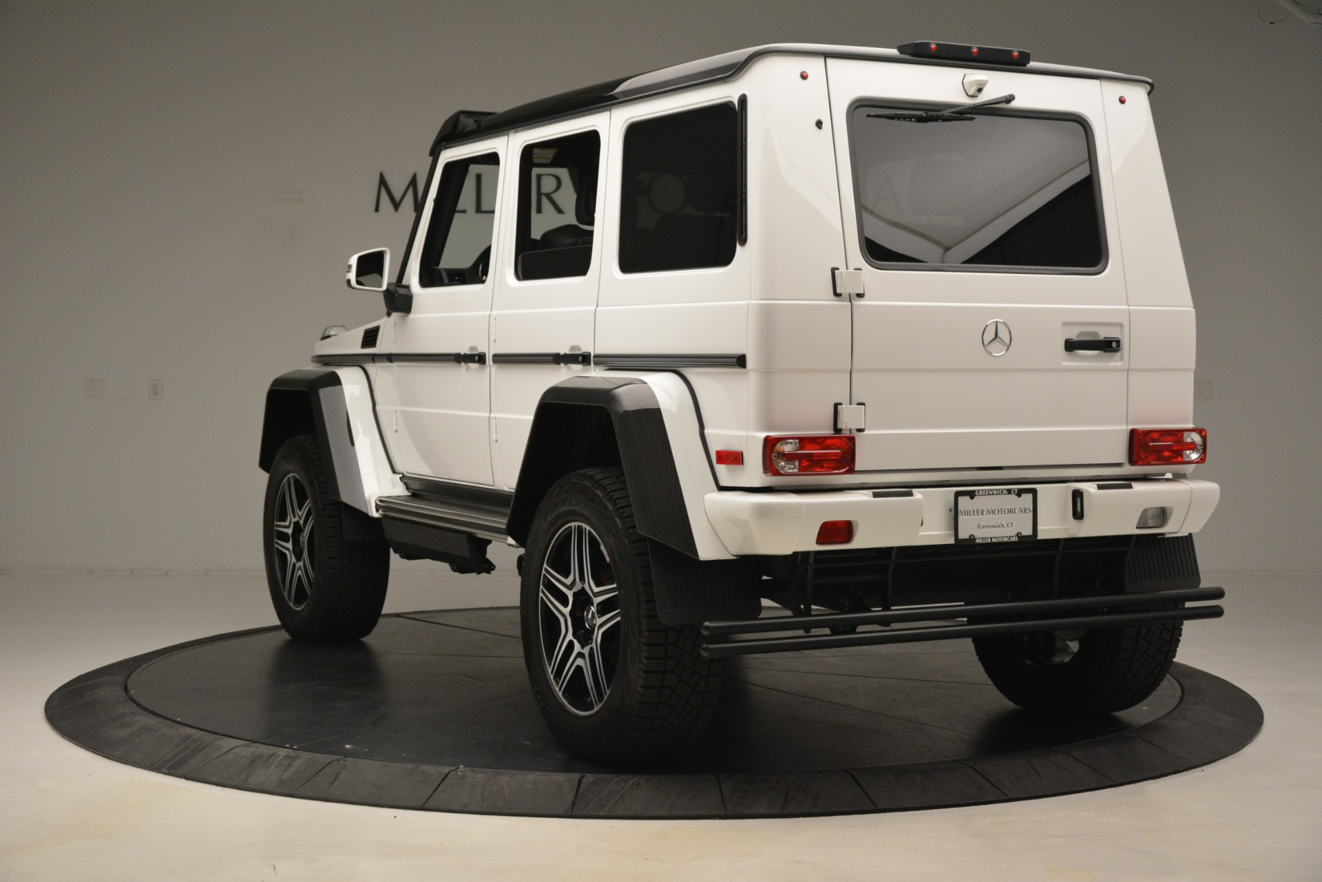 Used 2018 Mercedes-Benz G-Class G 550 4x4 Squared For Sale In Westport, CT 3204_p5