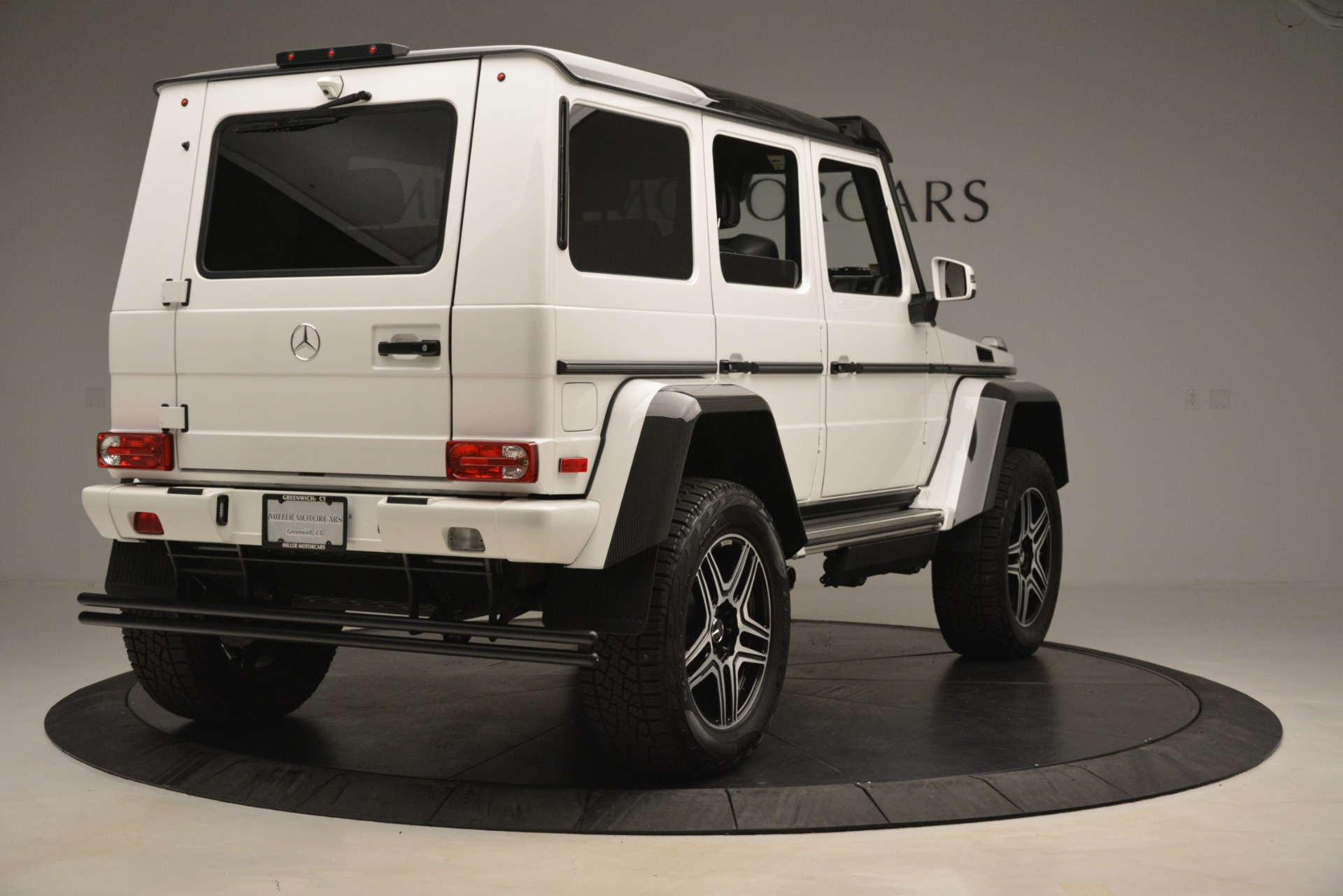 Used 2018 Mercedes-Benz G-Class G 550 4x4 Squared For Sale In Westport, CT 3204_p7
