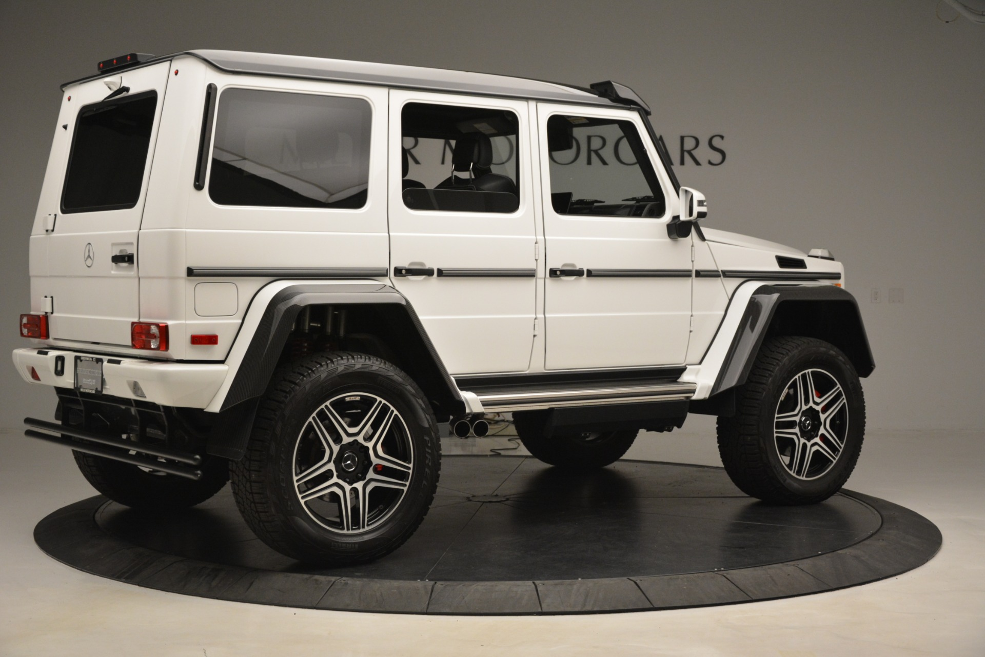 Used 2018 Mercedes-Benz G-Class G 550 4x4 Squared For Sale In Westport, CT 3204_p8