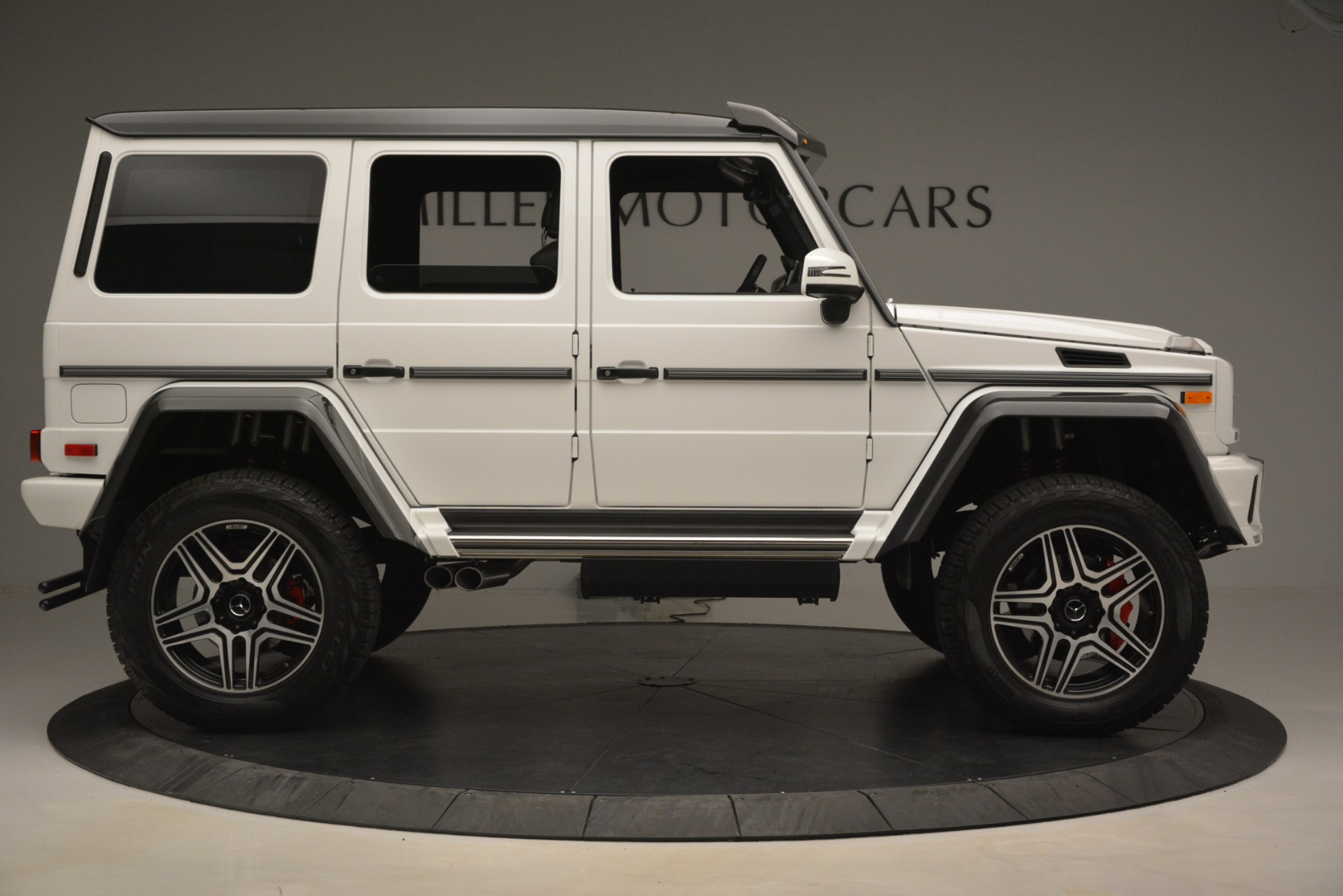 Used 2018 Mercedes-Benz G-Class G 550 4x4 Squared For Sale In Westport, CT 3204_p9