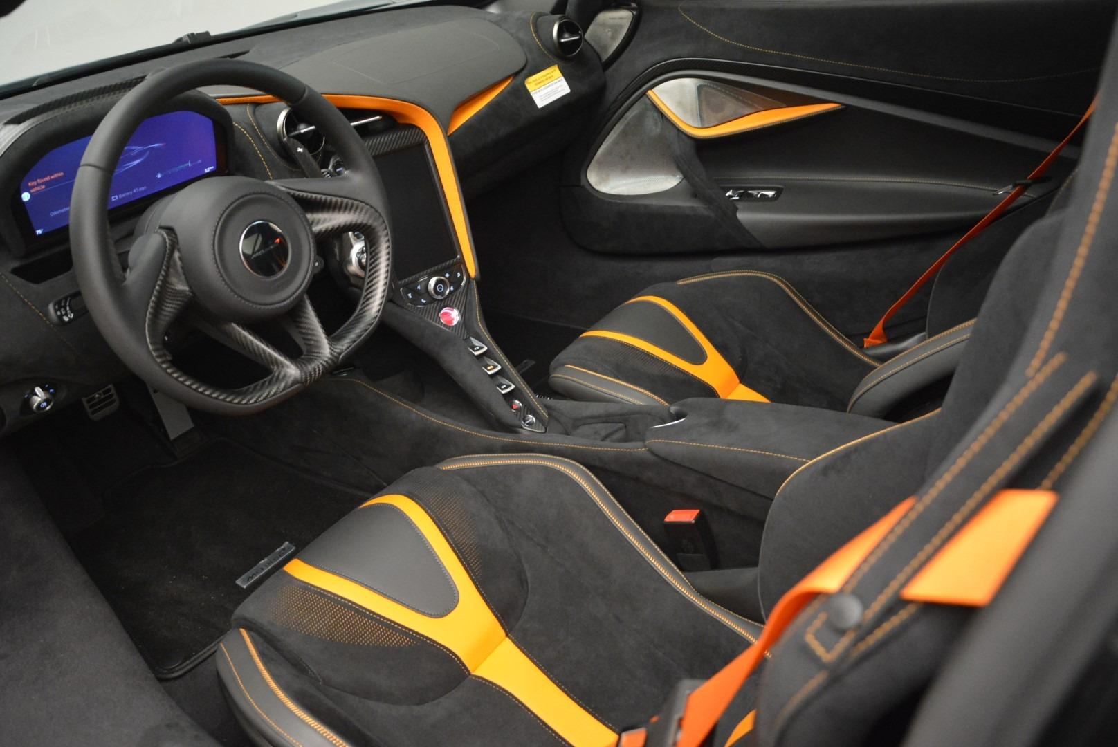 Used 2018 McLaren 720S Coupe For Sale In Westport, CT 3205_p15
