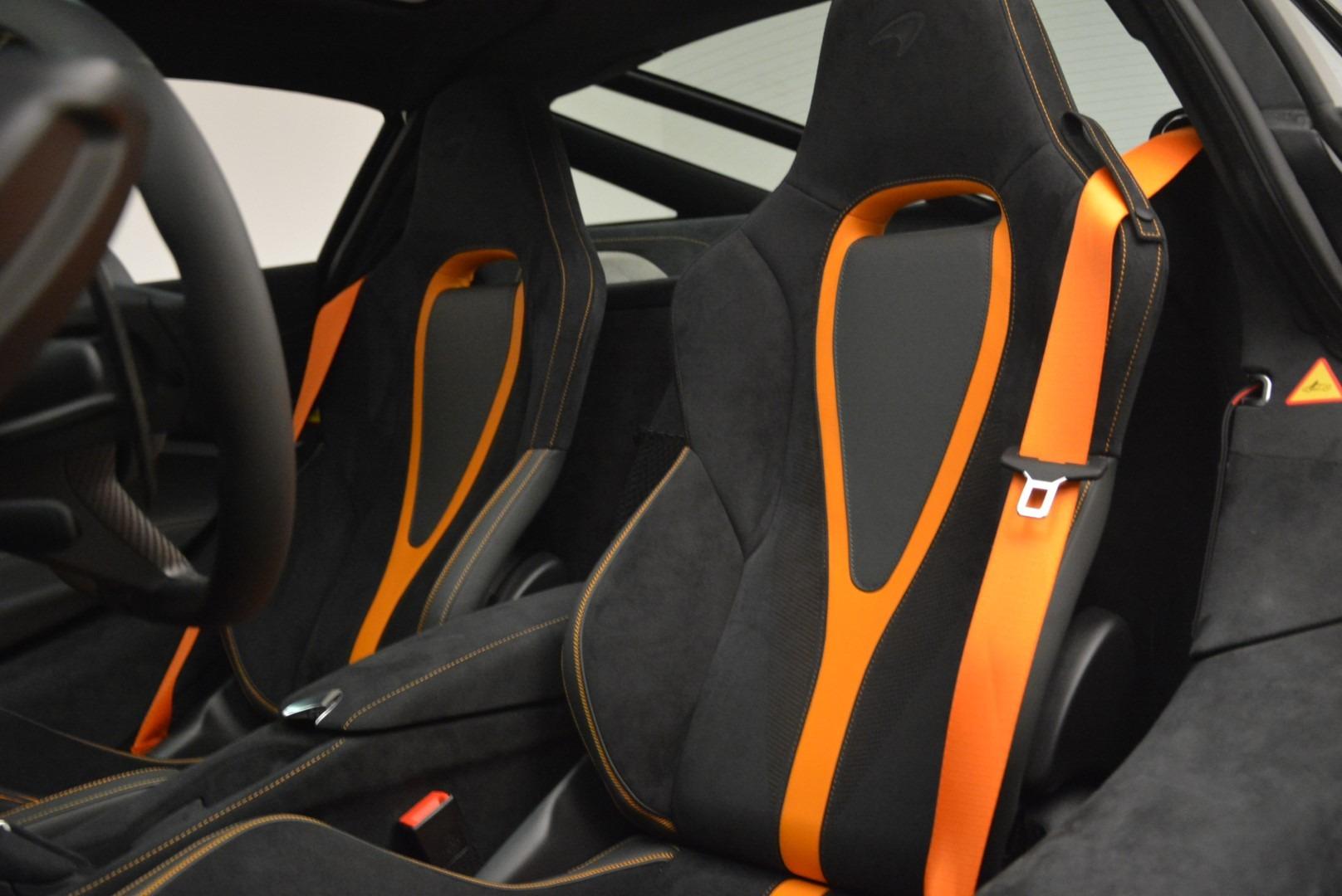 Used 2018 McLaren 720S Coupe For Sale In Westport, CT 3205_p17