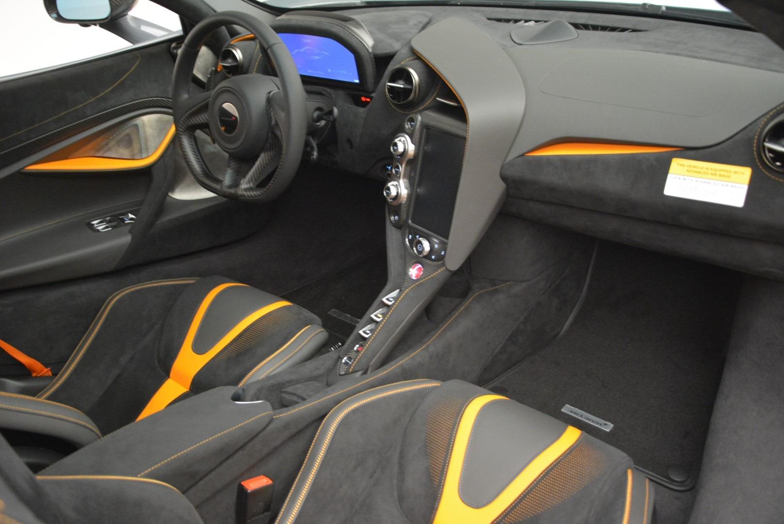 Used 2018 McLaren 720S Coupe For Sale In Westport, CT 3205_p18